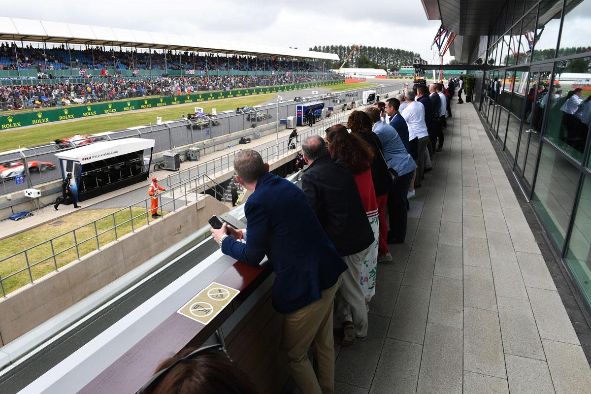 Grand Prix Engeland – Formule1 Silverstone 2021 – Premier ticketpakket F1® Experiences