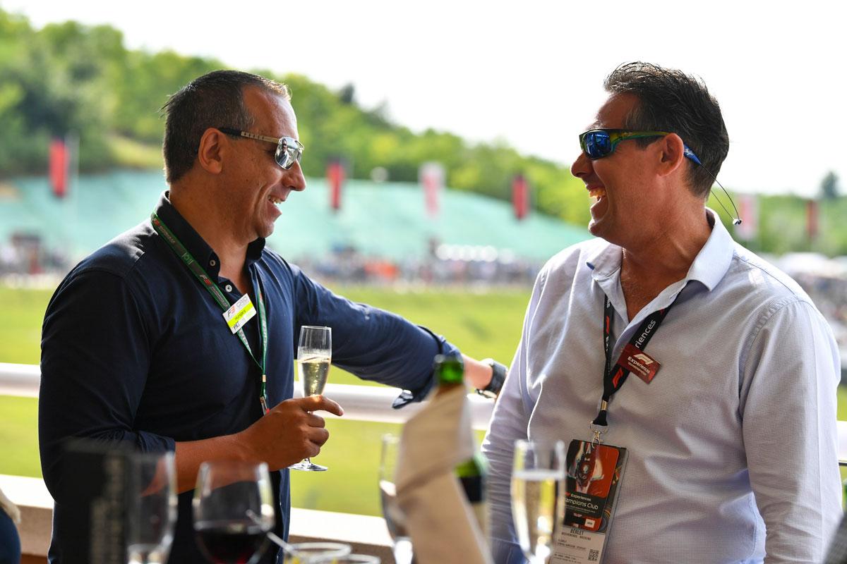 F1 Hongarije 2021 – Champions Club F1® Experiences