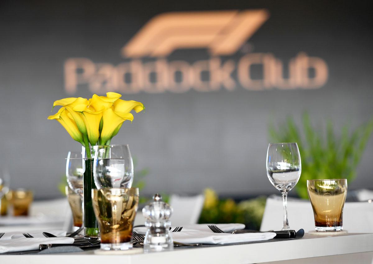 Formule 1 Silverstone 2021 – Paddock Club ™ –  F1® Experiences