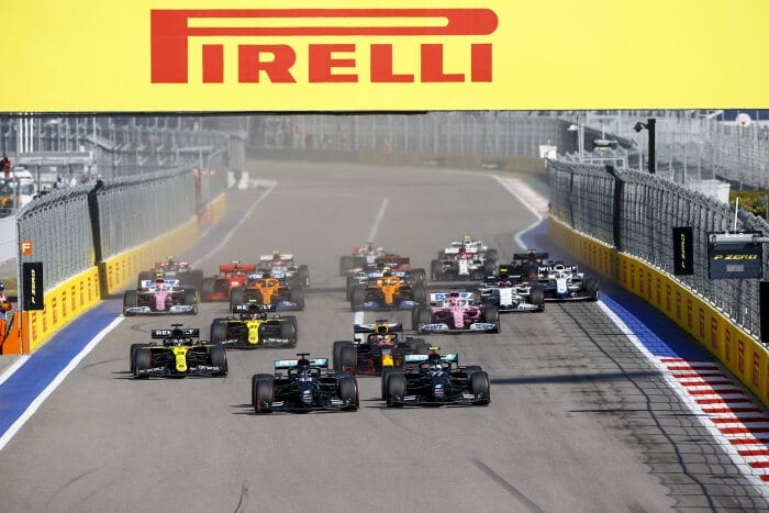Race Resultaat – Grand Prix van Rusland – Sotsji 2020