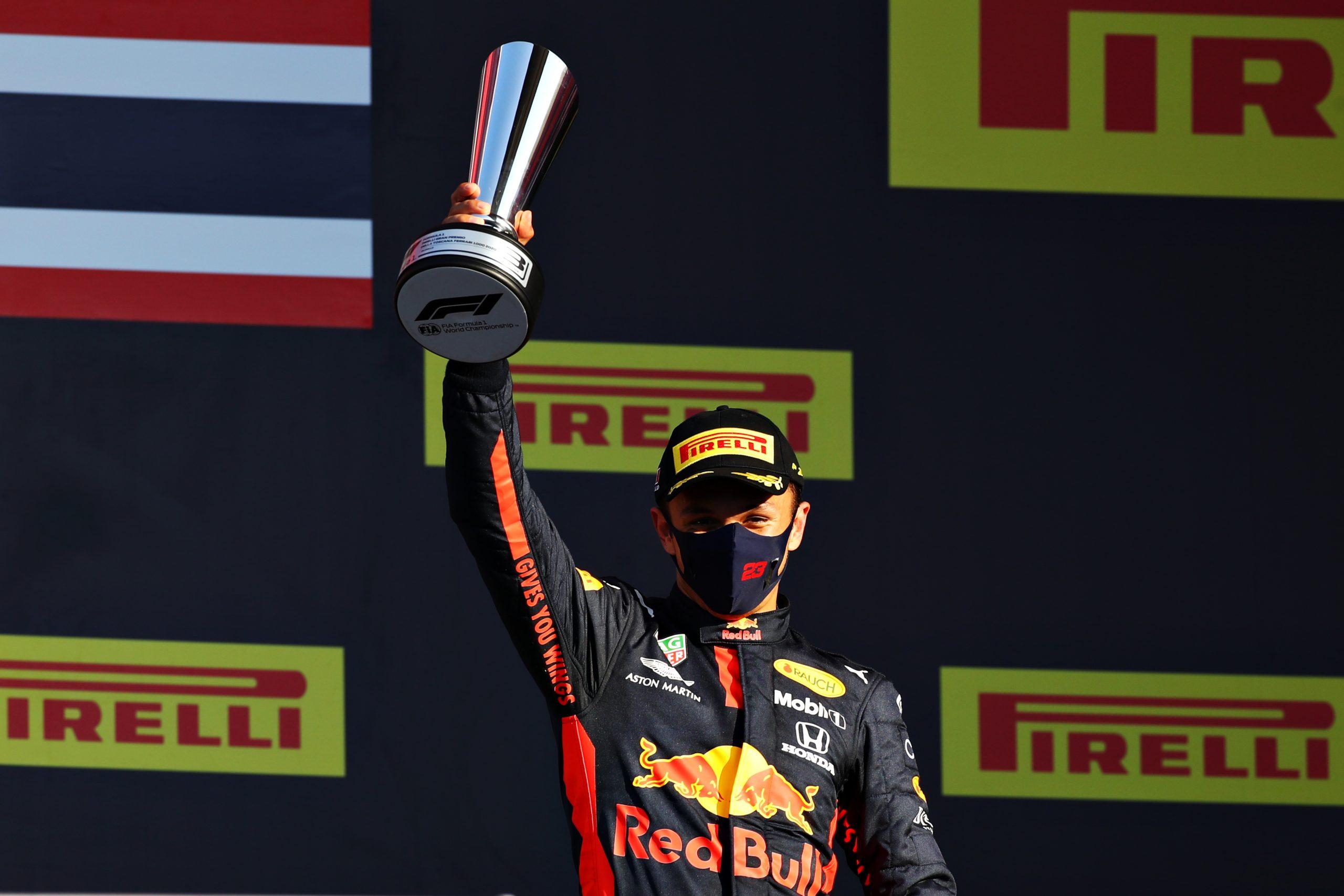 Race Resultaat – Grand Prix van Toscane – Mugello 2020
