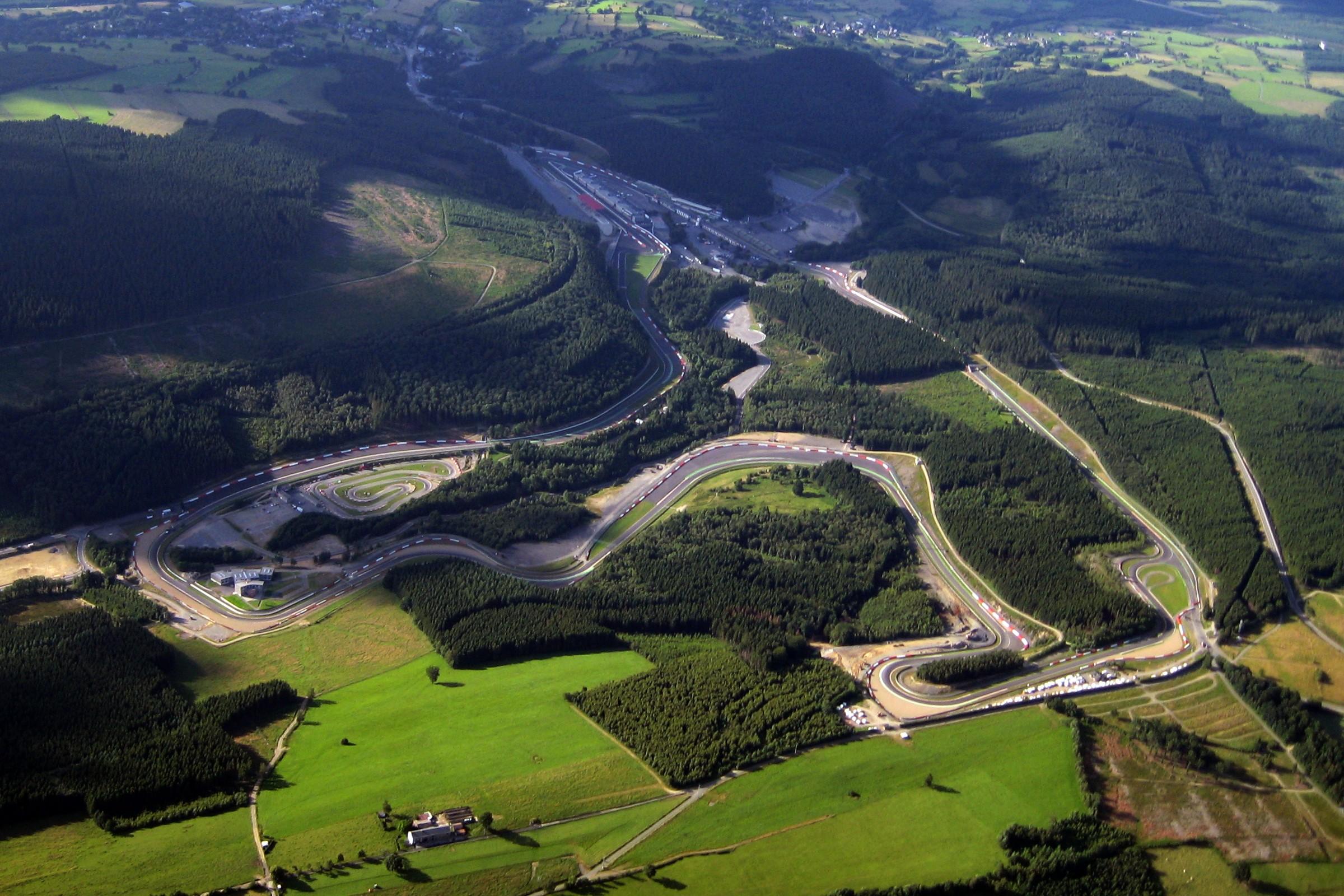 Grand Prix® van België - Spa-Francorchamps 2021