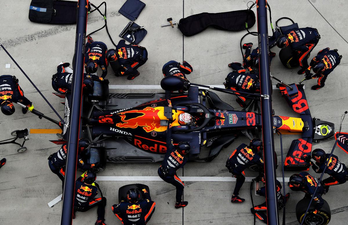 F1 Imola 2020 – Red Bull Racing Paddock Club Hospitality