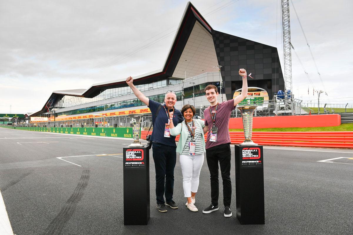 Grand Prix Engeland – F1 Silverstone 2021 – Trophy ticketpakket F1® Experiences
