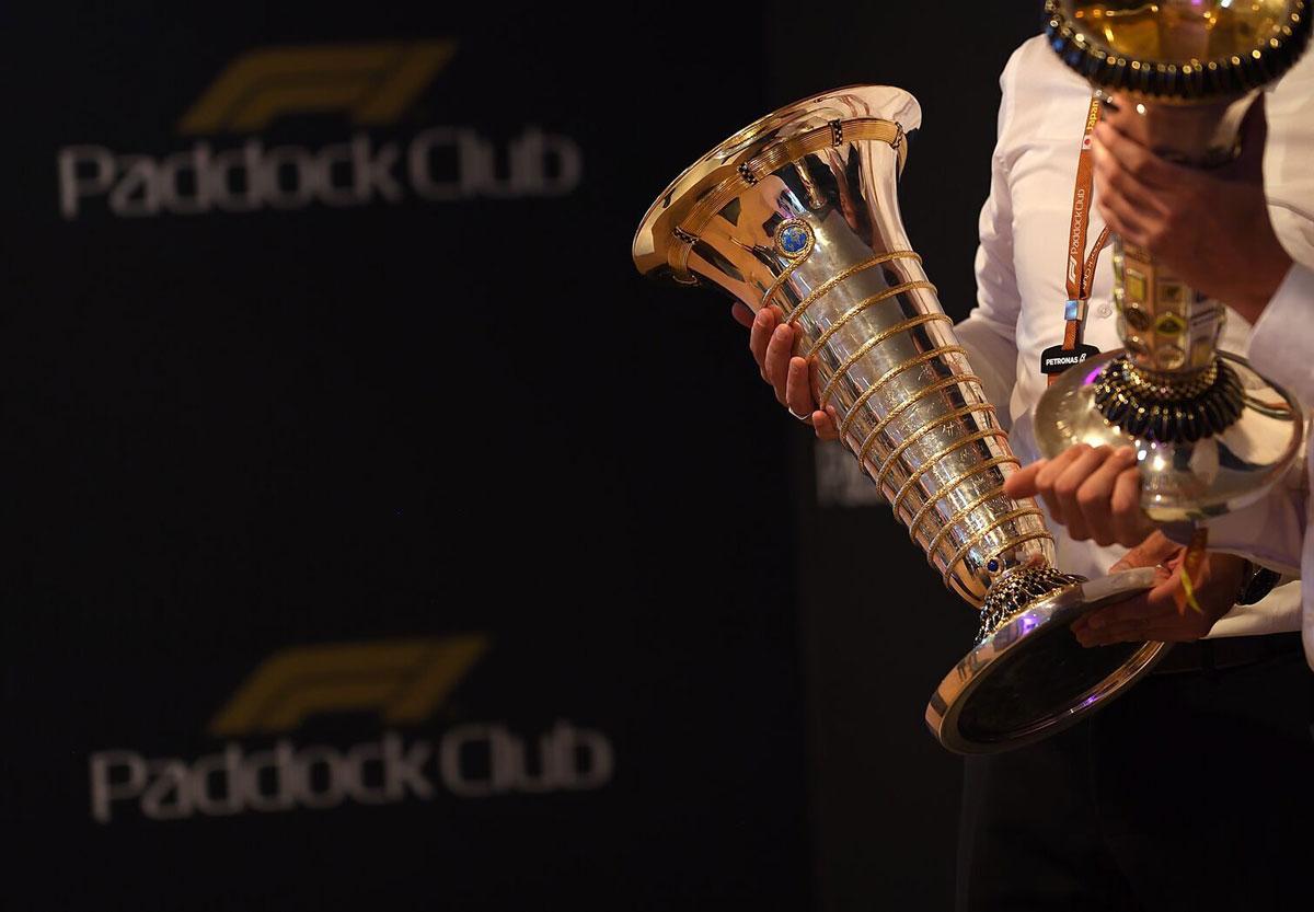 Formule 1 GP Hongarije 2021 – Trophy ticketpakket F1® Experiences