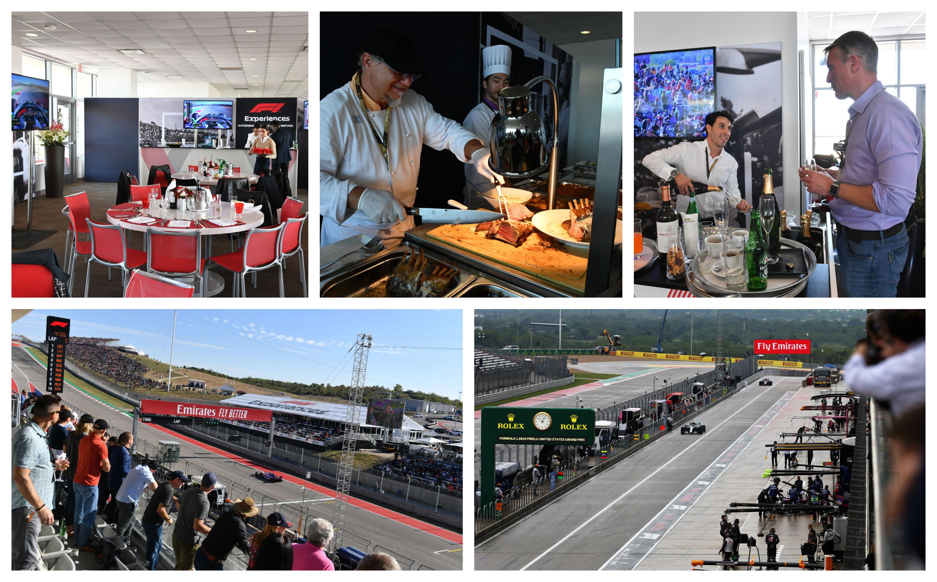 Grand Prix van Amerika 2021 – Paddock Club ™ Austin –  F1® Experiences