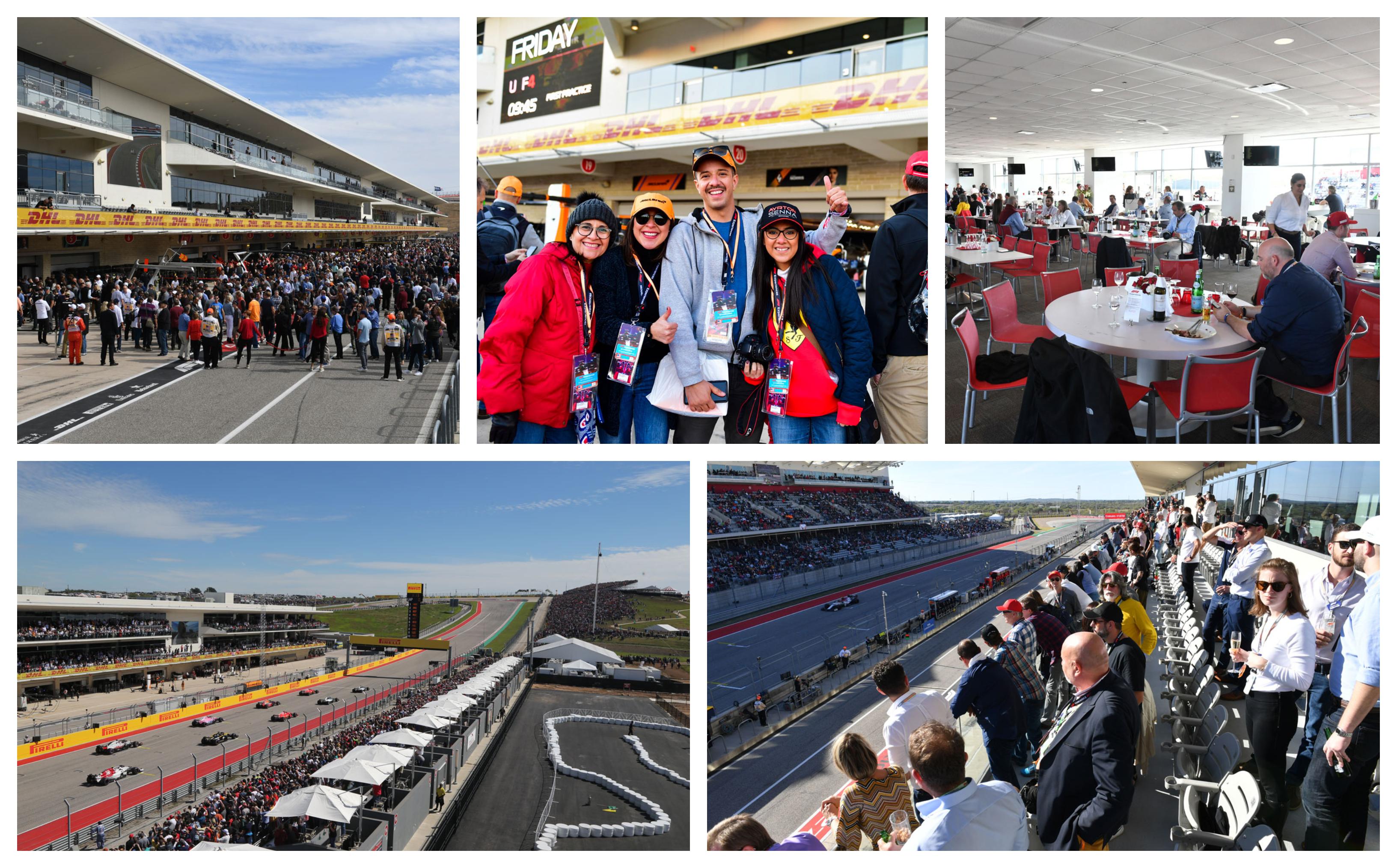 Formule 1 Austin – GP van Amerika 2021 – Premier ticketpakket F1® Experiences