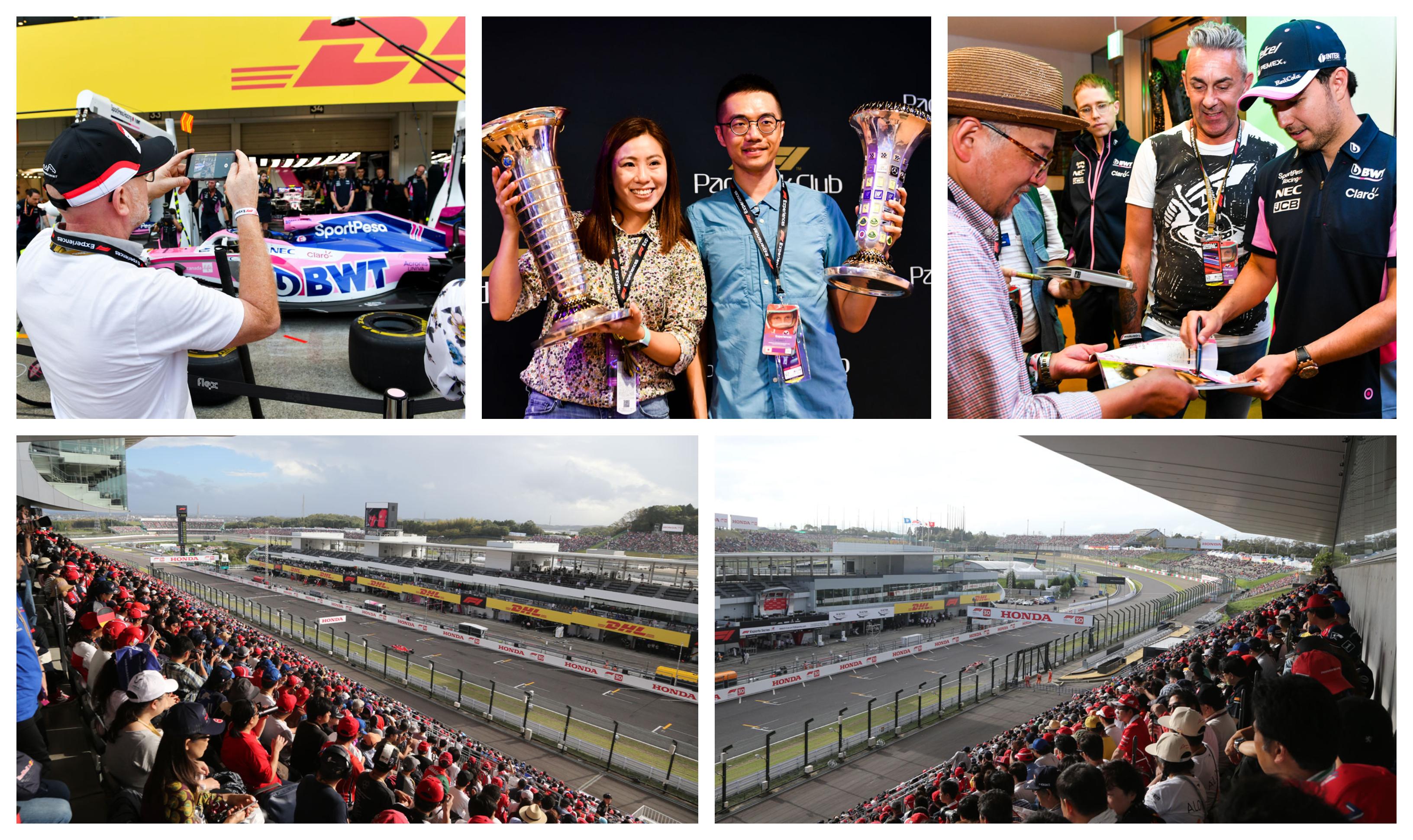Formule 1 Japan 2021 – Hero ticketpakket F1® Experiences