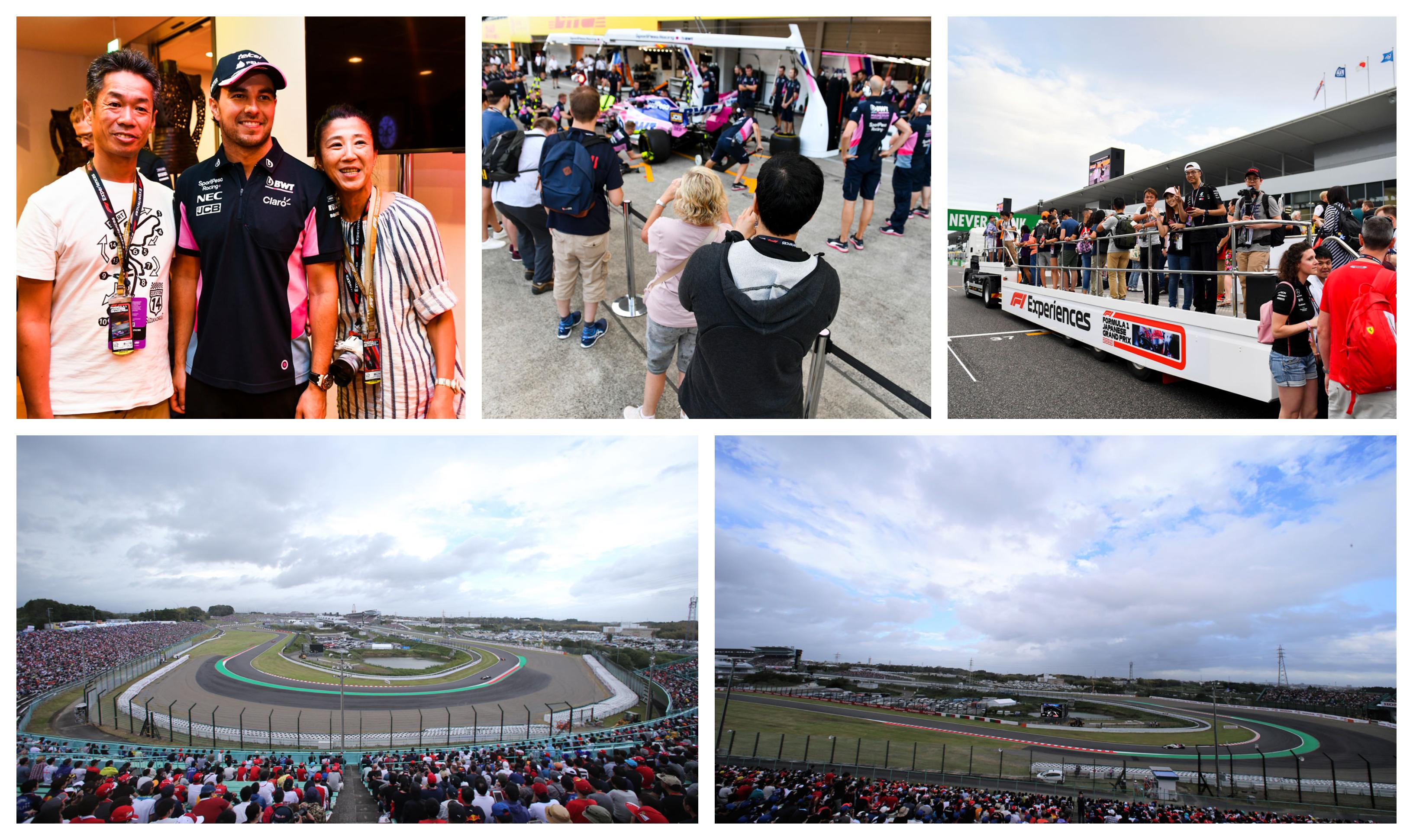 Grand Prix van Japan 2021 – Trophy ticketpakket F1® Experiences