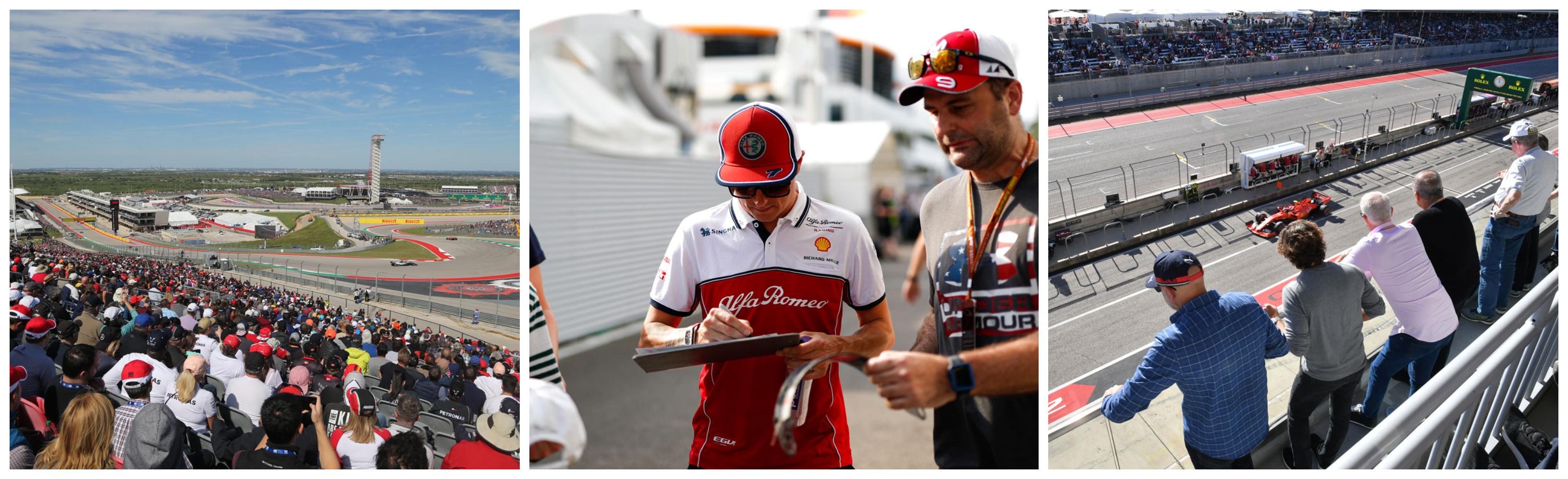 F1® Experiences – Tickets F1 Austin 2021