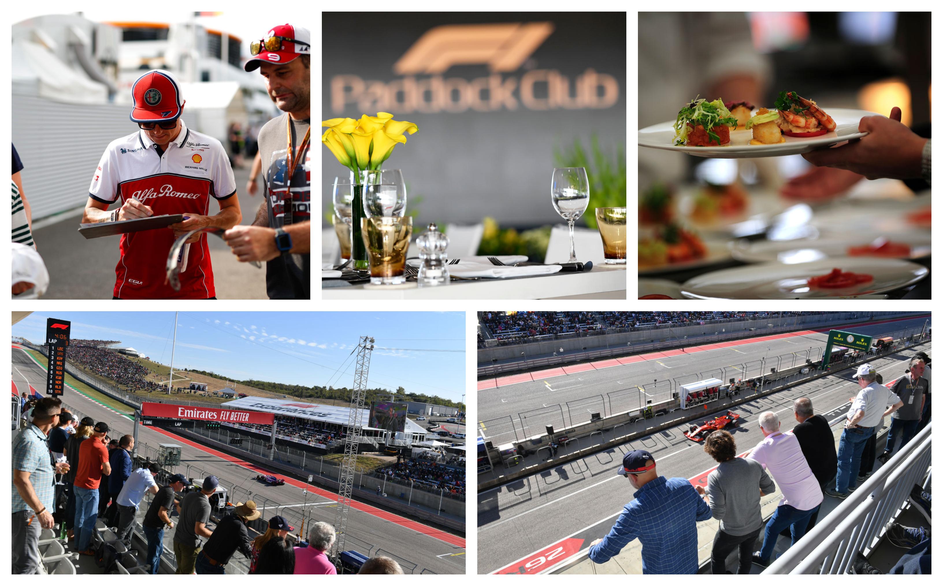 Formule 1 Amerika 2021 – Legend ticketpakket F1® Experiences