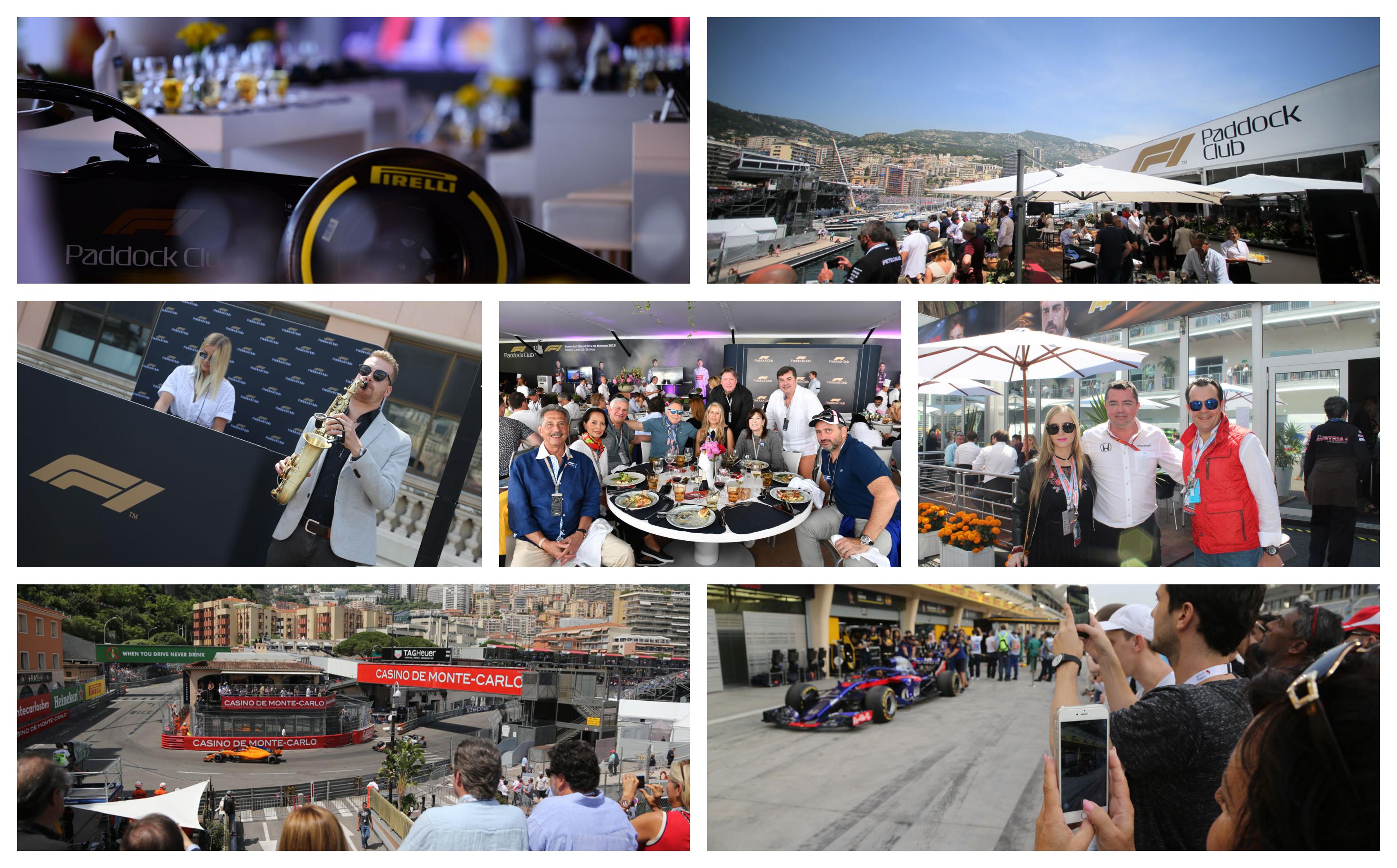 Grand Prix Monaco 2021 – Legend ticketpakket F1® Experiences