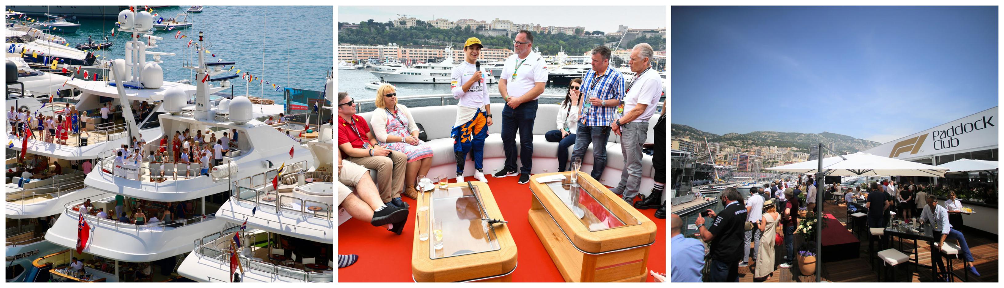 F1® Experiences – Tickets F1 Monaco 2021