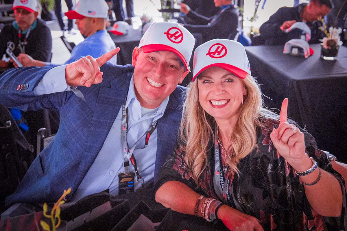 Haas Team Hospitality – Diverse VIP-pakketten voor het seizoen 2021