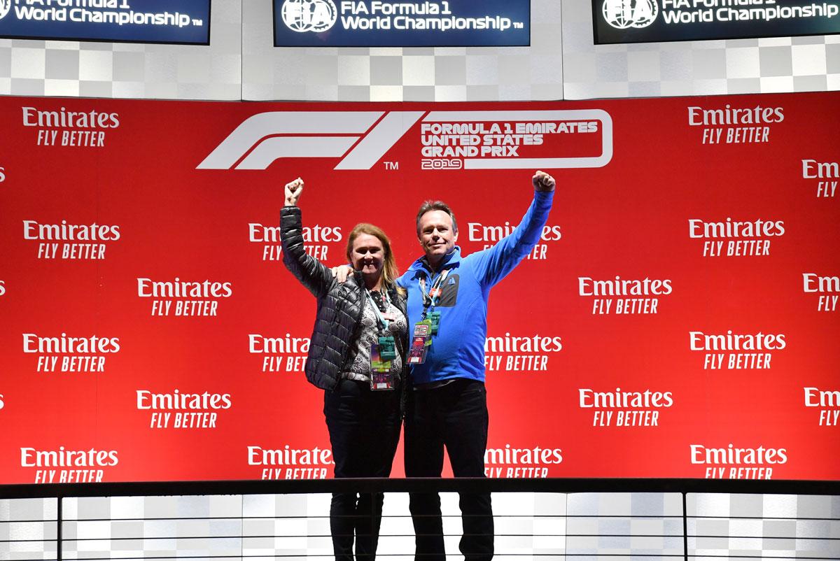 F1 Austin 2021 – GP van Amerika – Hero ticketpakket F1® Experiences