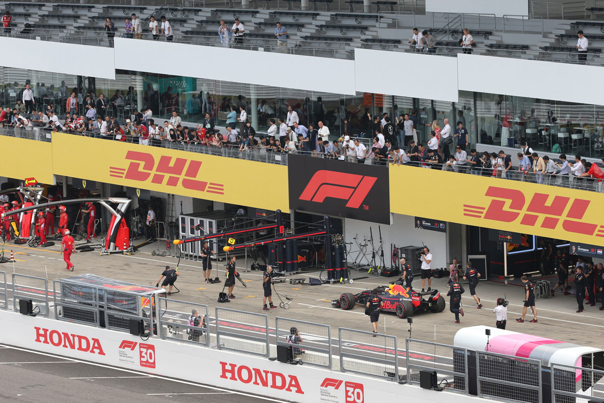 F1 Suzuka – GP van Japan 2021 – Premier ticketpakket F1® Experiences