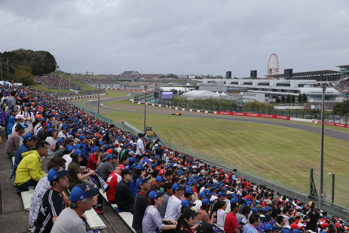F1 Japan 2021 – Starter ticketpakket F1® Experiences