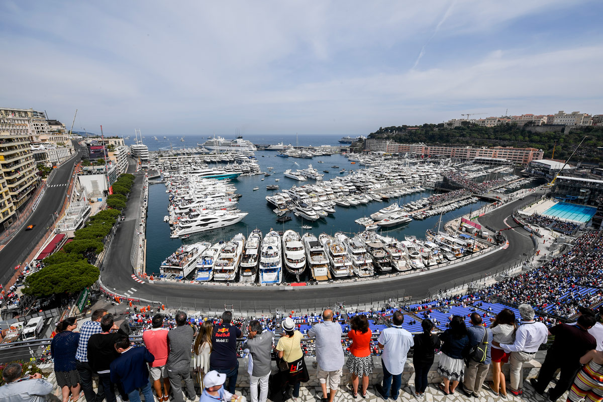 Formule 1 Monaco 2021 – Champions Club F1® Experiences