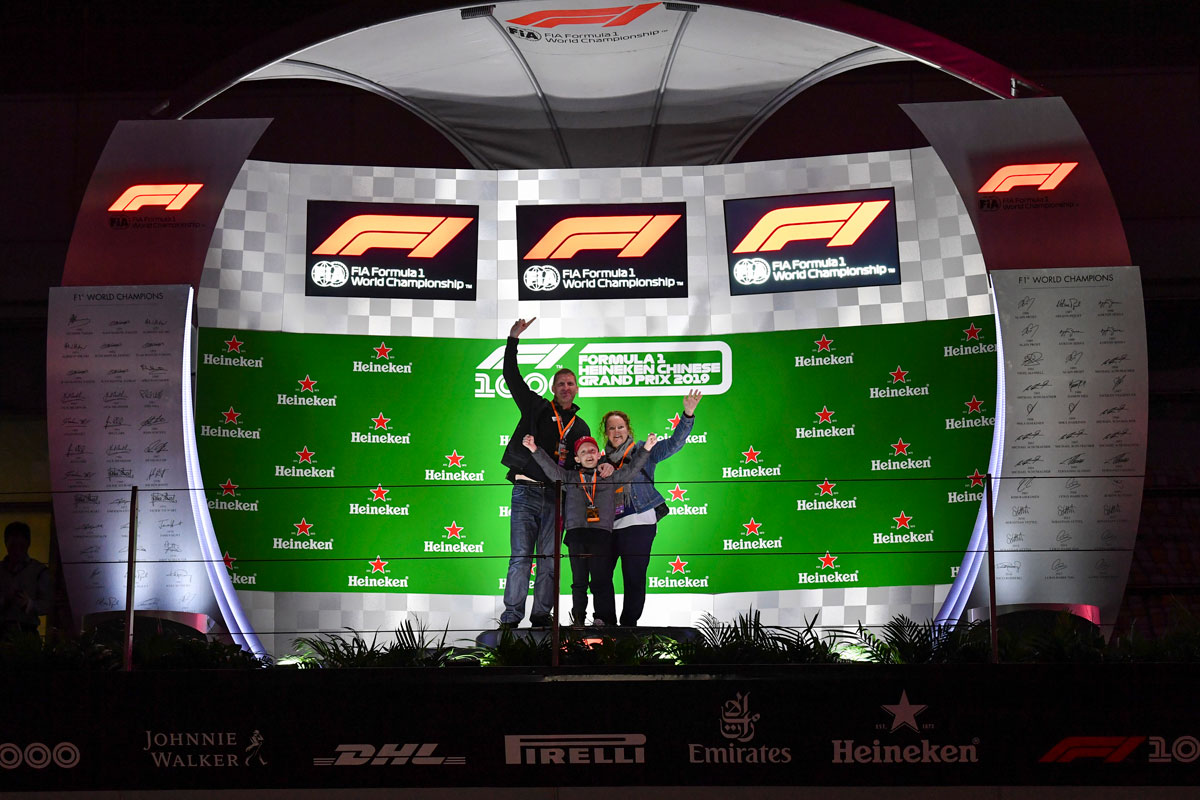 Grand Prix van China 2021 – Hero ticketpakket F1® Experiences