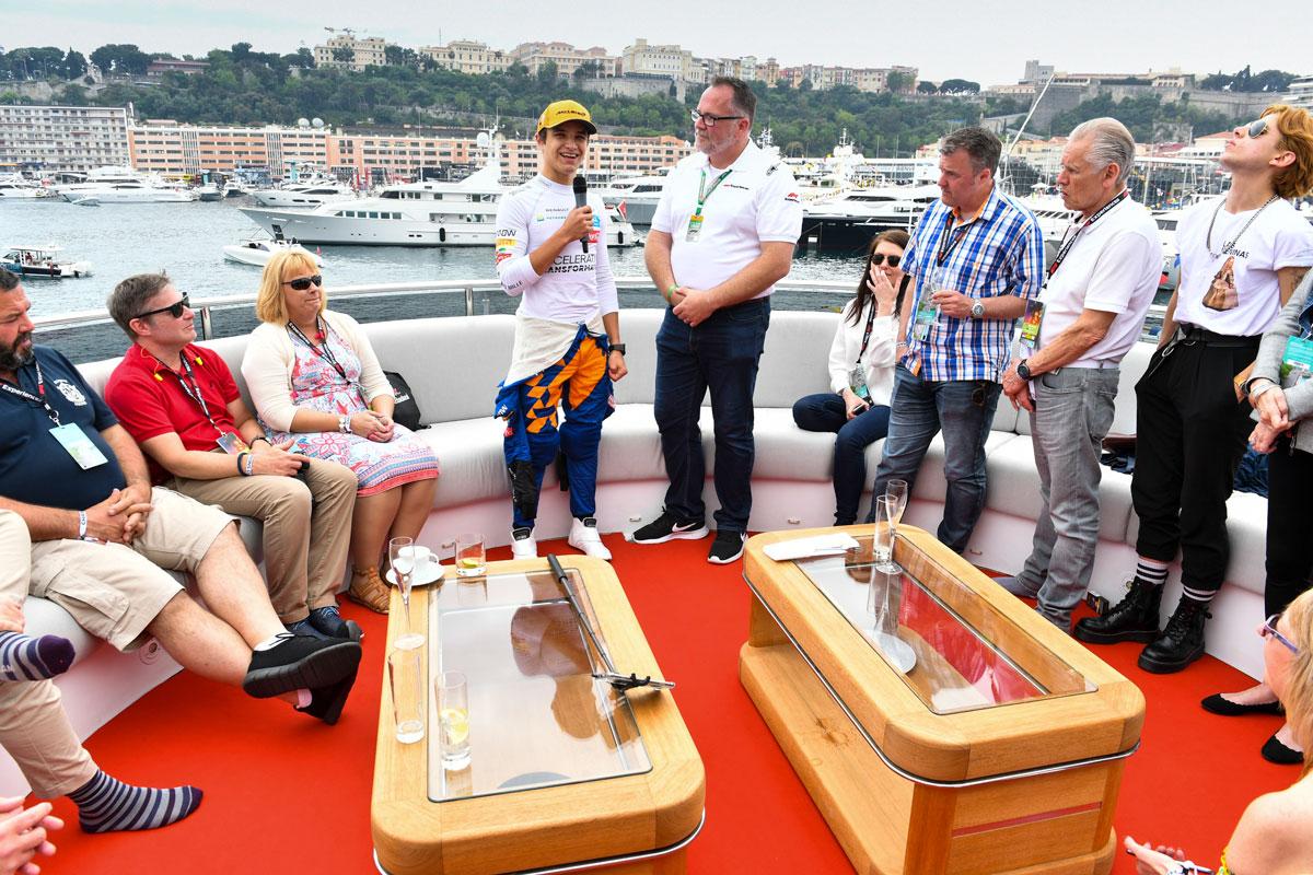 F1 Monaco 2021 – Starter ticketpakket F1® Experiences