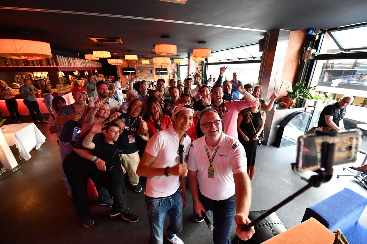 Formule 1 Monaco 2021 – Trophy ticketpakket F1® Experiences