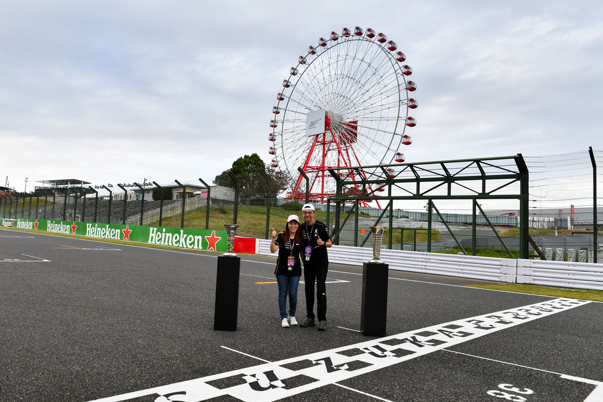 Grand Prix van Japan 2021 – Trophy ticketpakket F1® Experiences