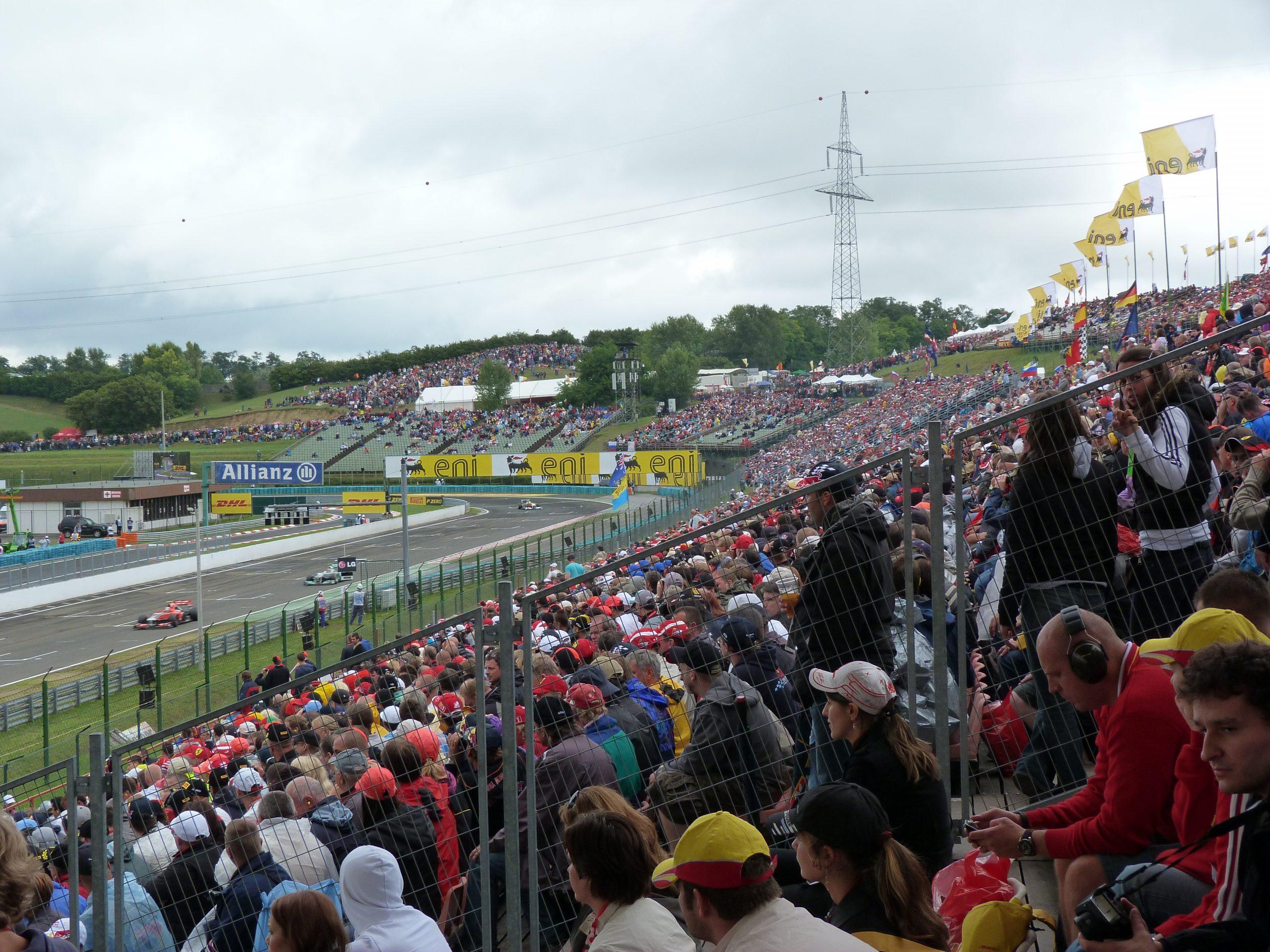 Campingplek – GP Hongarije – Formule 1 Hungaroring 2021