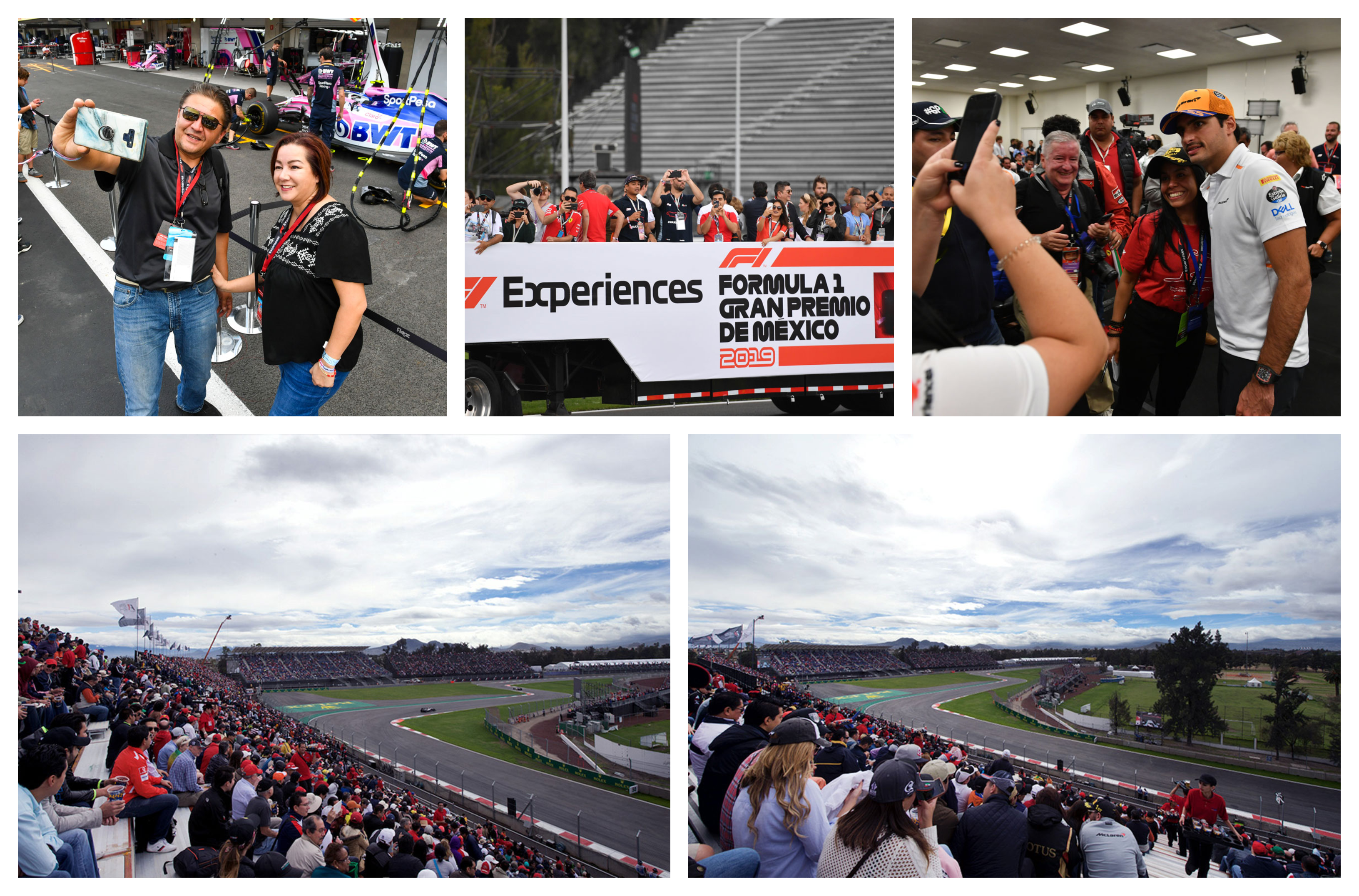 GP Mexico 2021 – Hero ticketpakket F1® Experiences