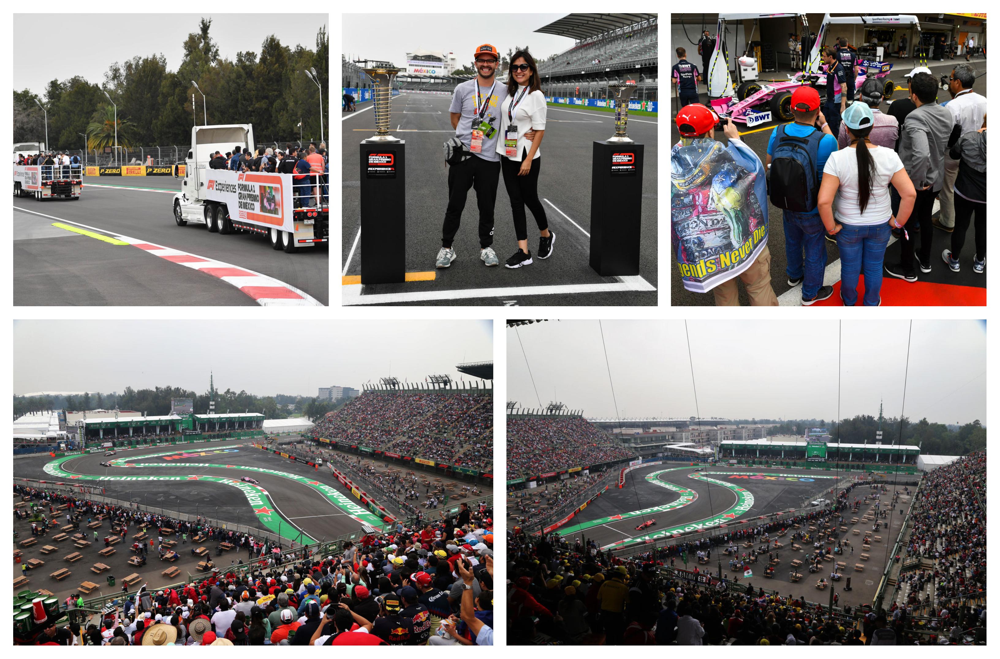 F1 Mexico 2021 – Starter ticketpakket F1® Experiences