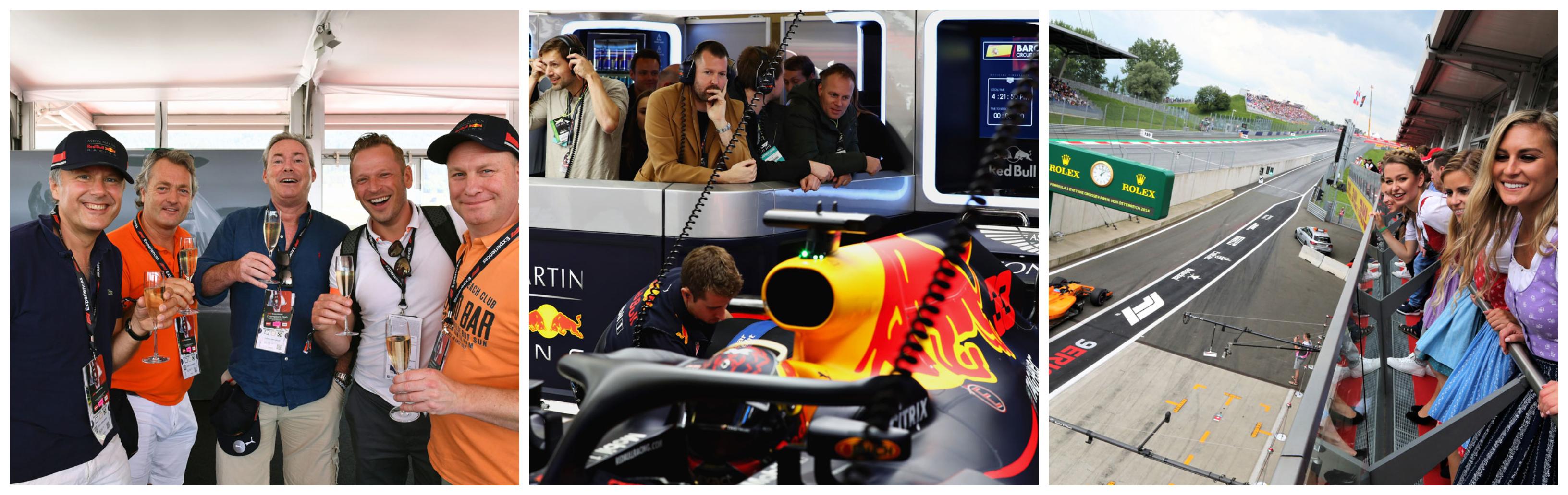 F1® Experiences – Tickets F1 Oostenrijk 2021