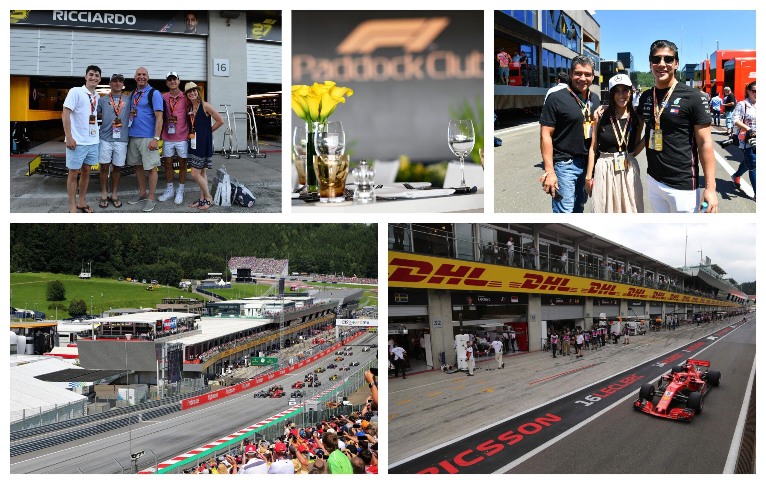 Formule 1 Oostenrijk 2021 – Paddock Club ™ –  F1® Experiences