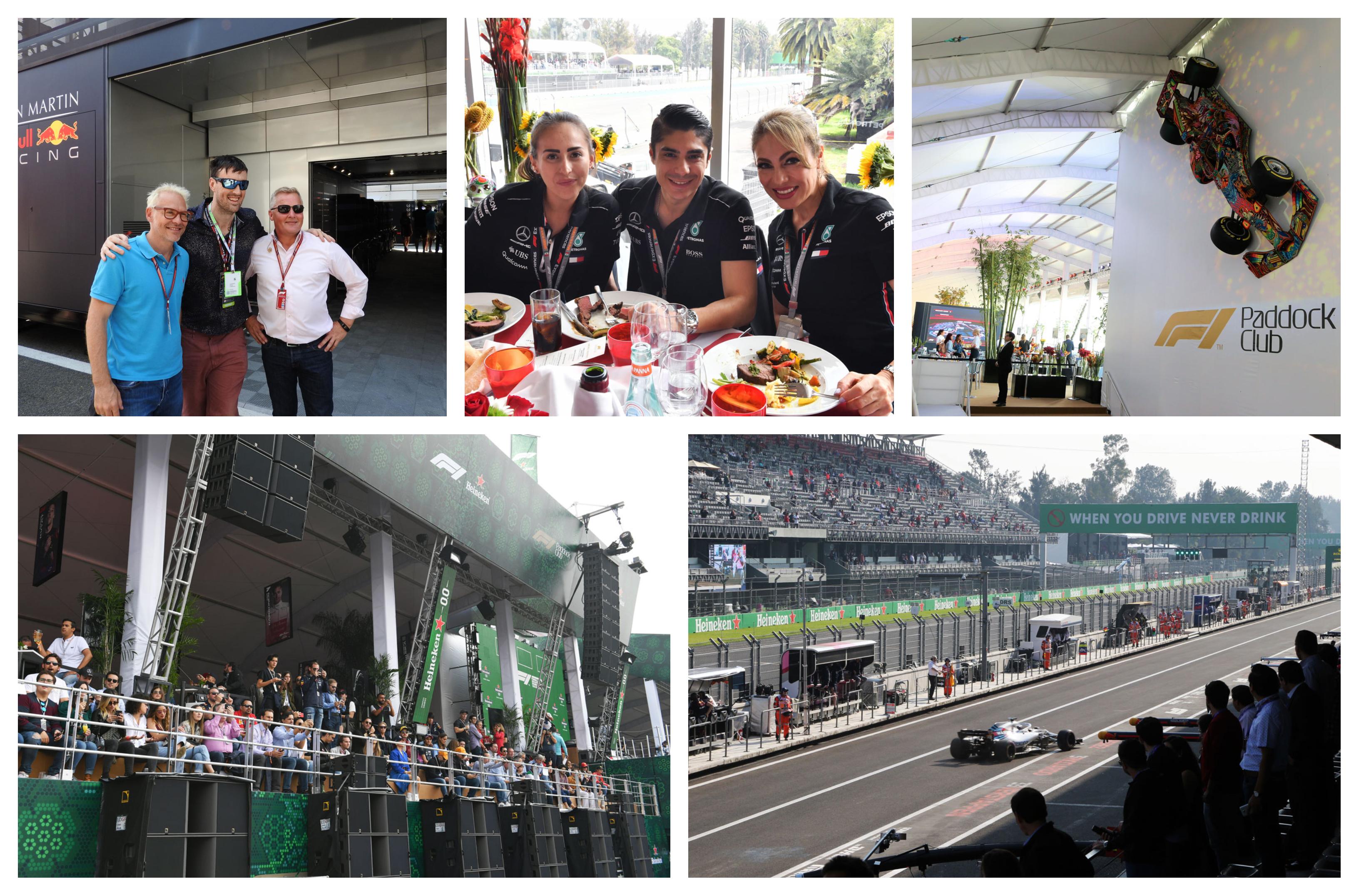 Formule 1 Mexico 2021 – Legend ticketpakket F1® Experiences