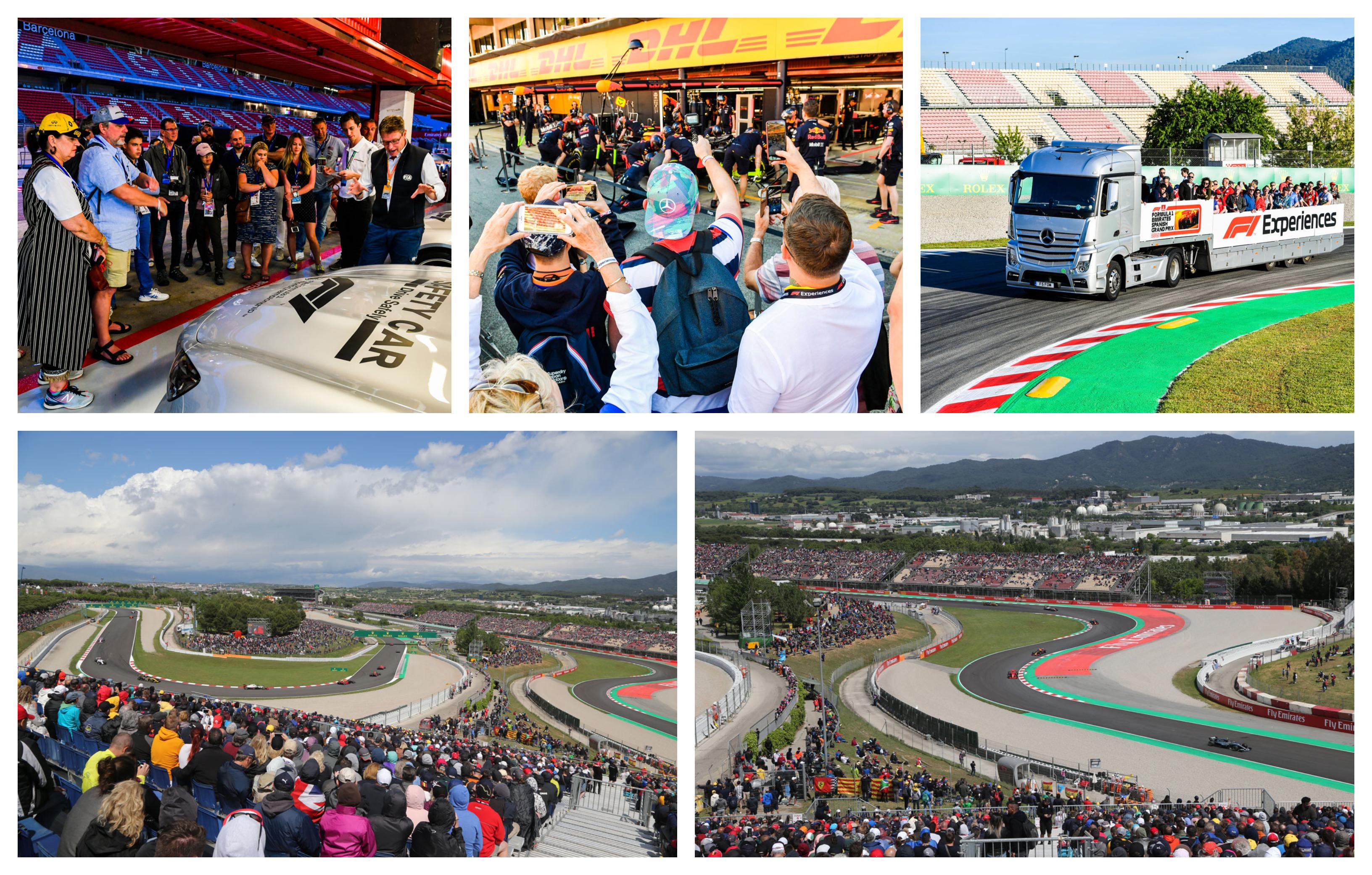 F1 Spanje 2021 – Trophy ticketpakket F1® Experiences