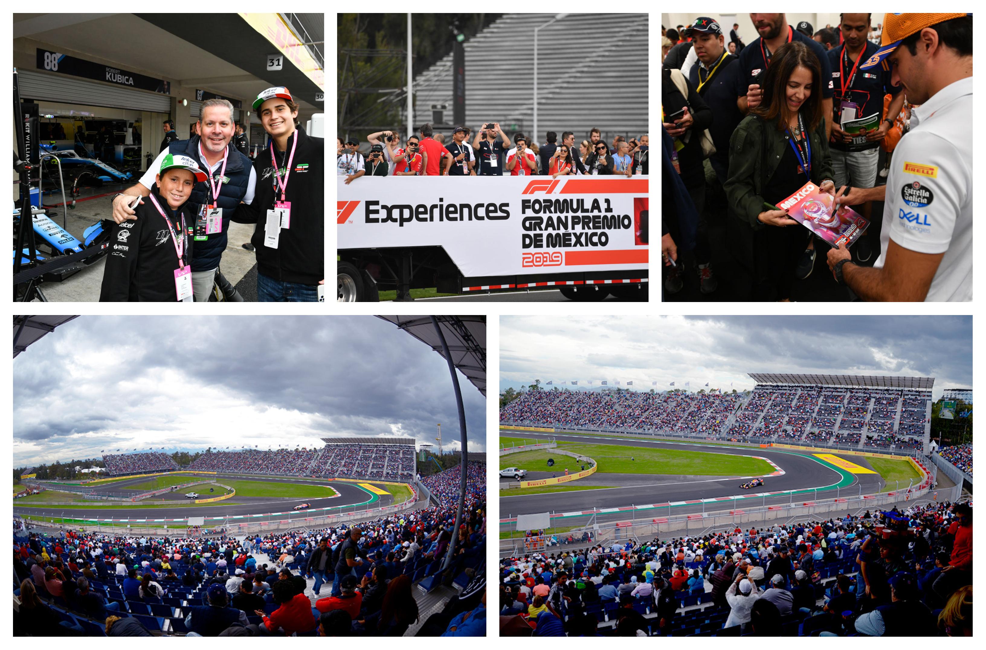 Formule 1 Mexico 2021 – Trophy ticketpakket F1® Experiences