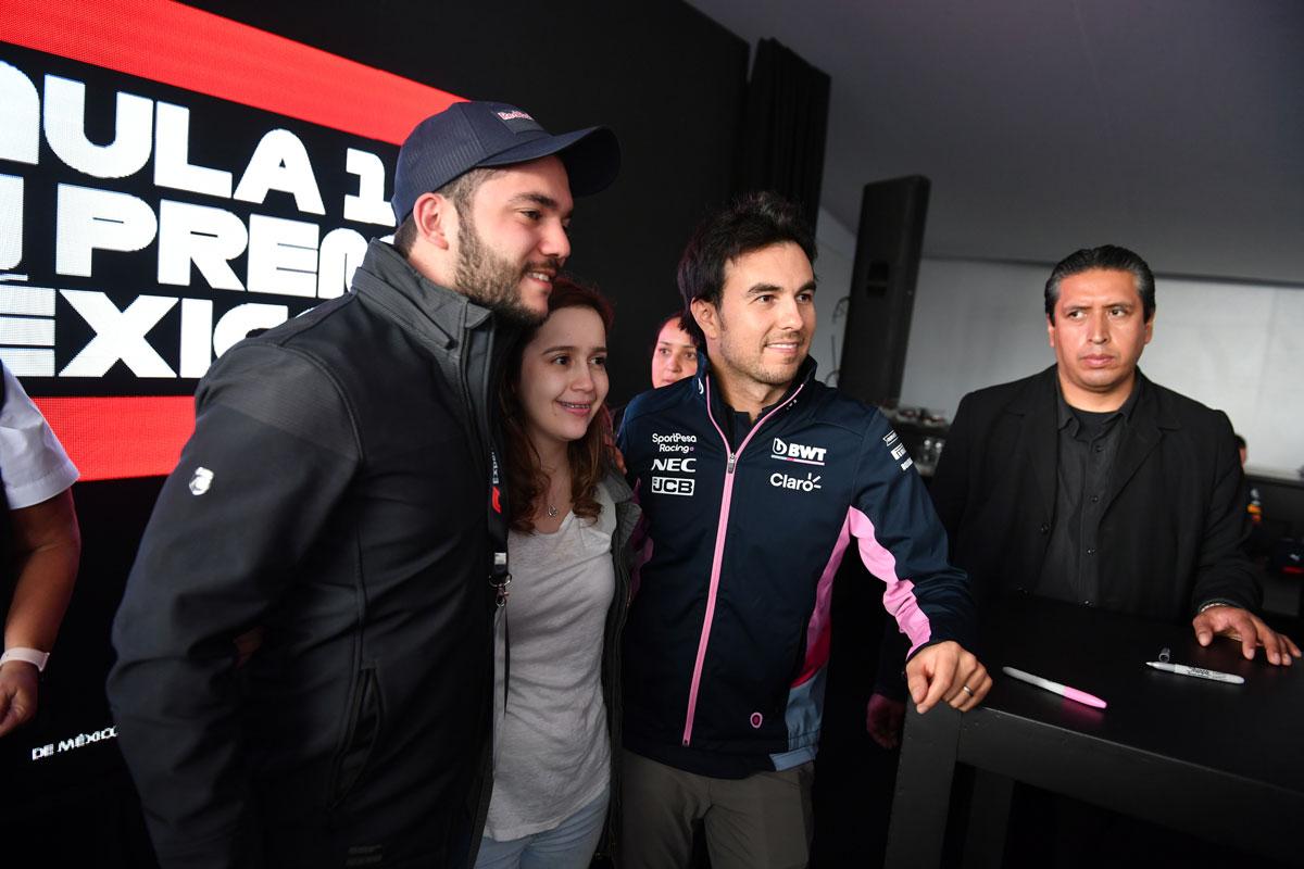 Grand Prix van Mexico 2021 – F1® Experiences Champions Club
