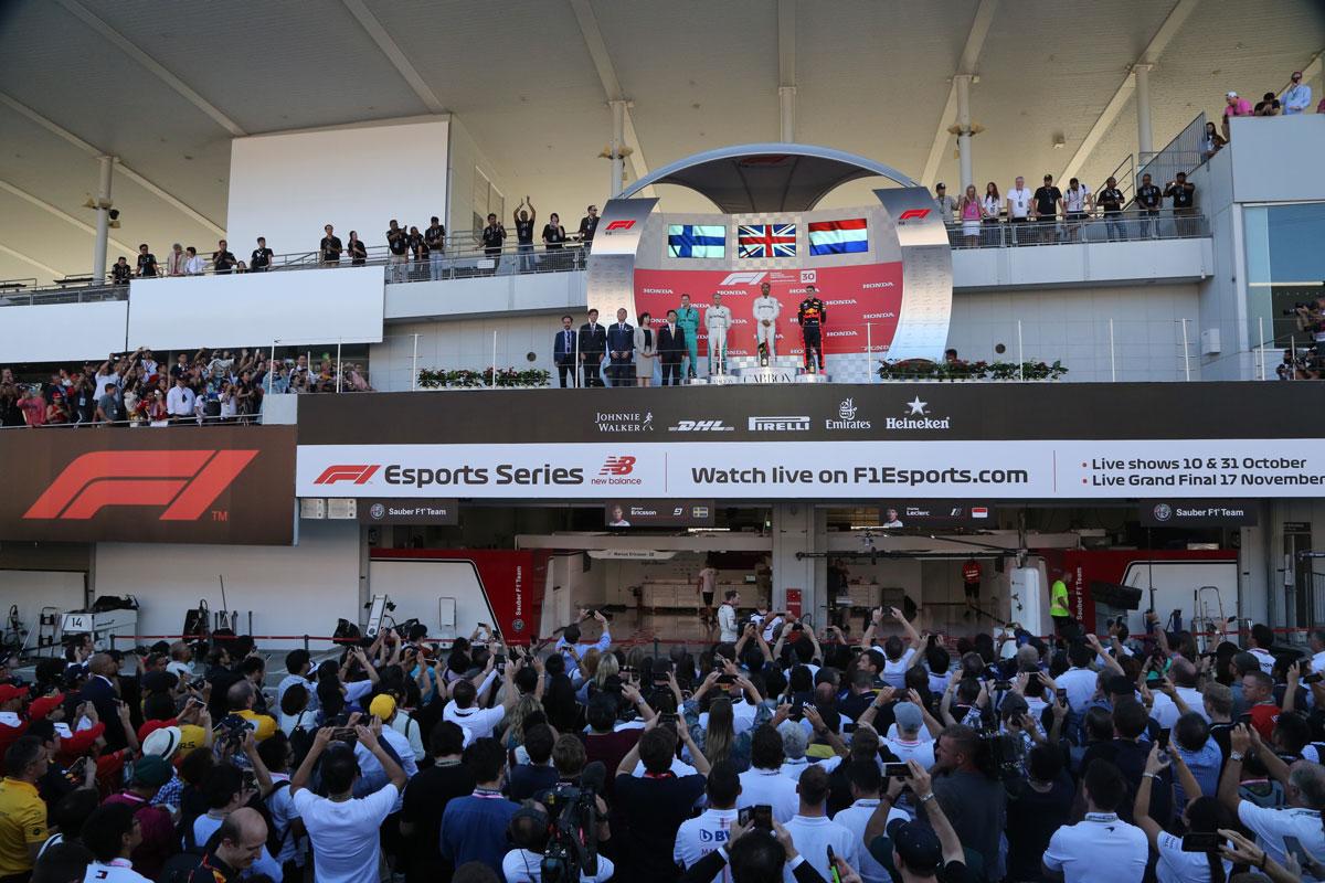 Grand Prix van Japan 2021 – Legend ticketpakket F1® Experiences