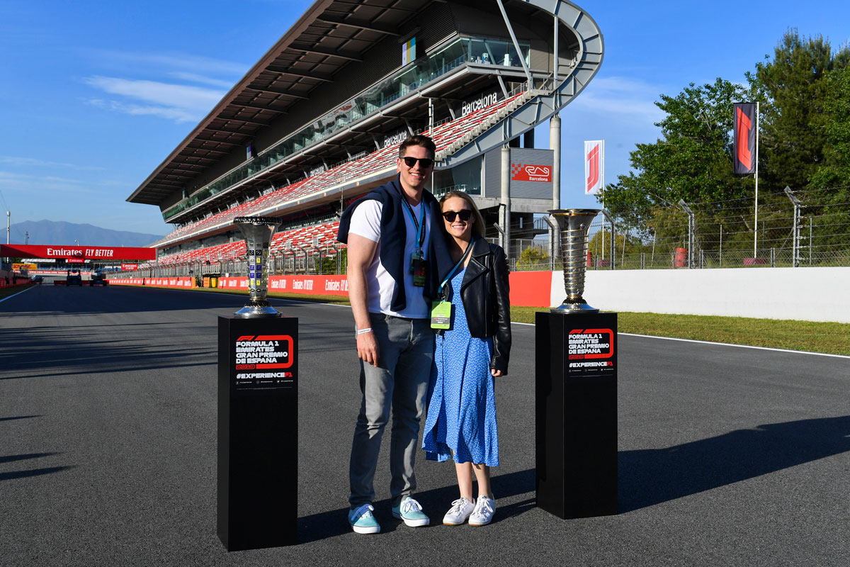 F1 Spanje 2021 – Trophy ticketpakket F1® Experiences