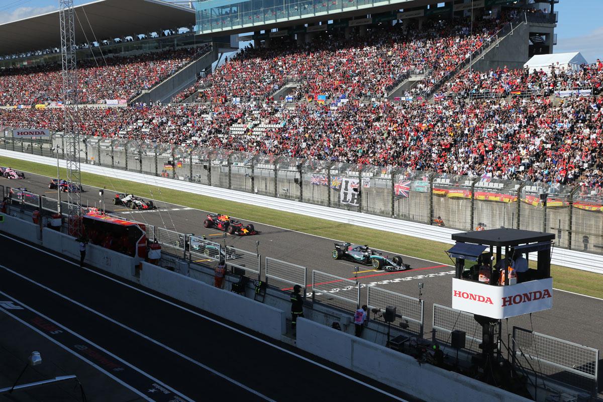 Formule 1 Japan 2021 – F1® Experiences Champions Club