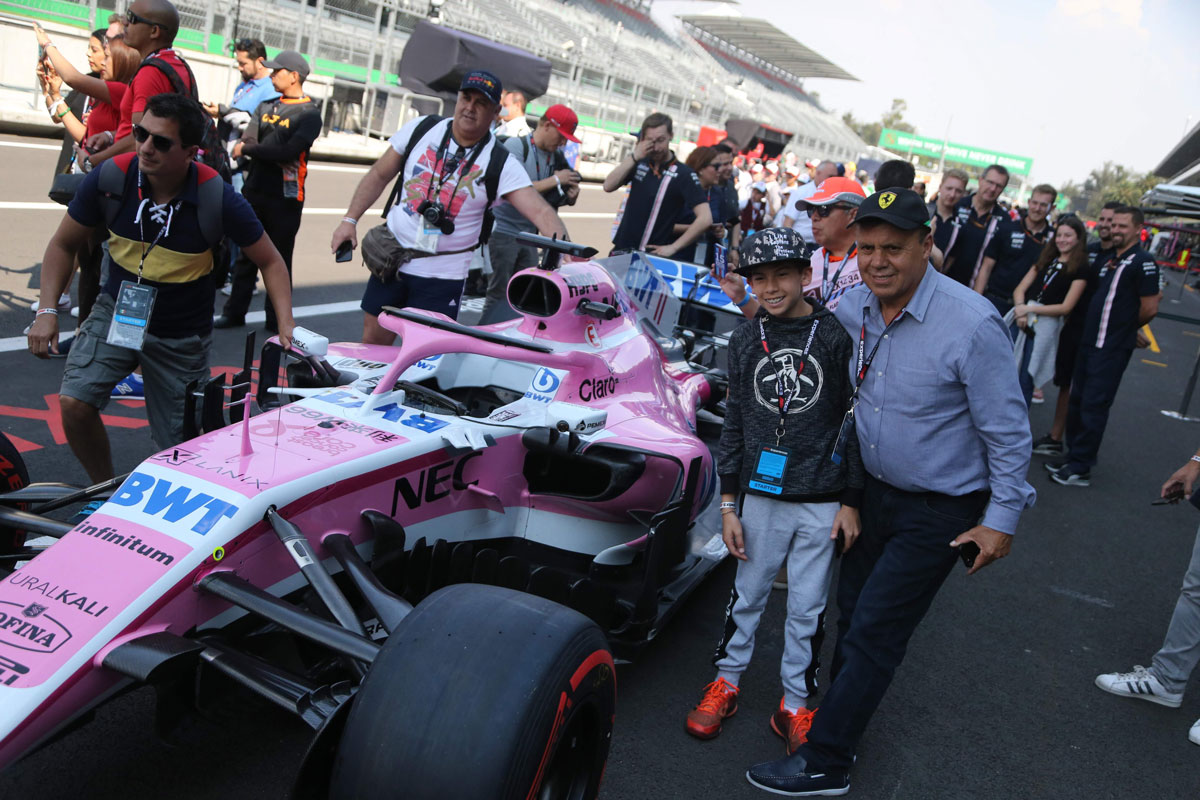 F1 Mexico 2021 – Starter ticketpakket F1® Experiences