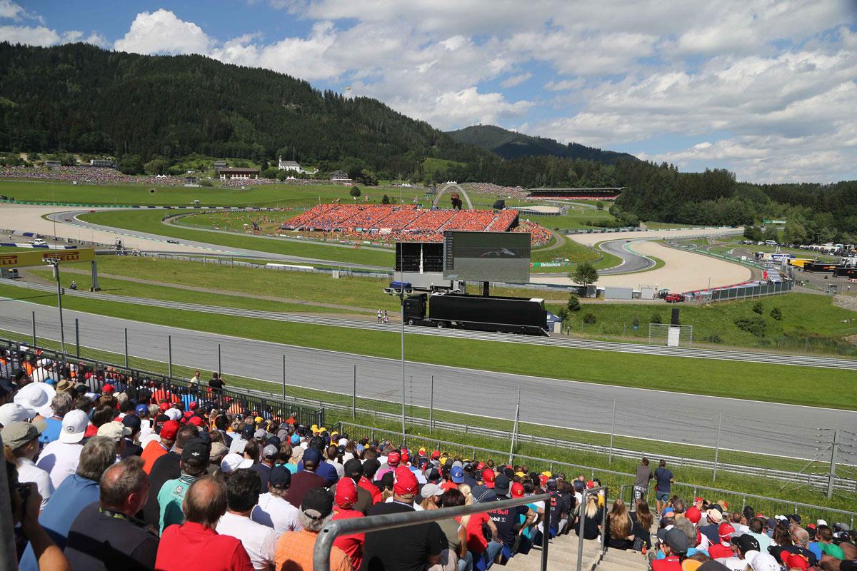 Formule 1 Oostenrijk 2021 – Starter ticketpakket F1® Experiences