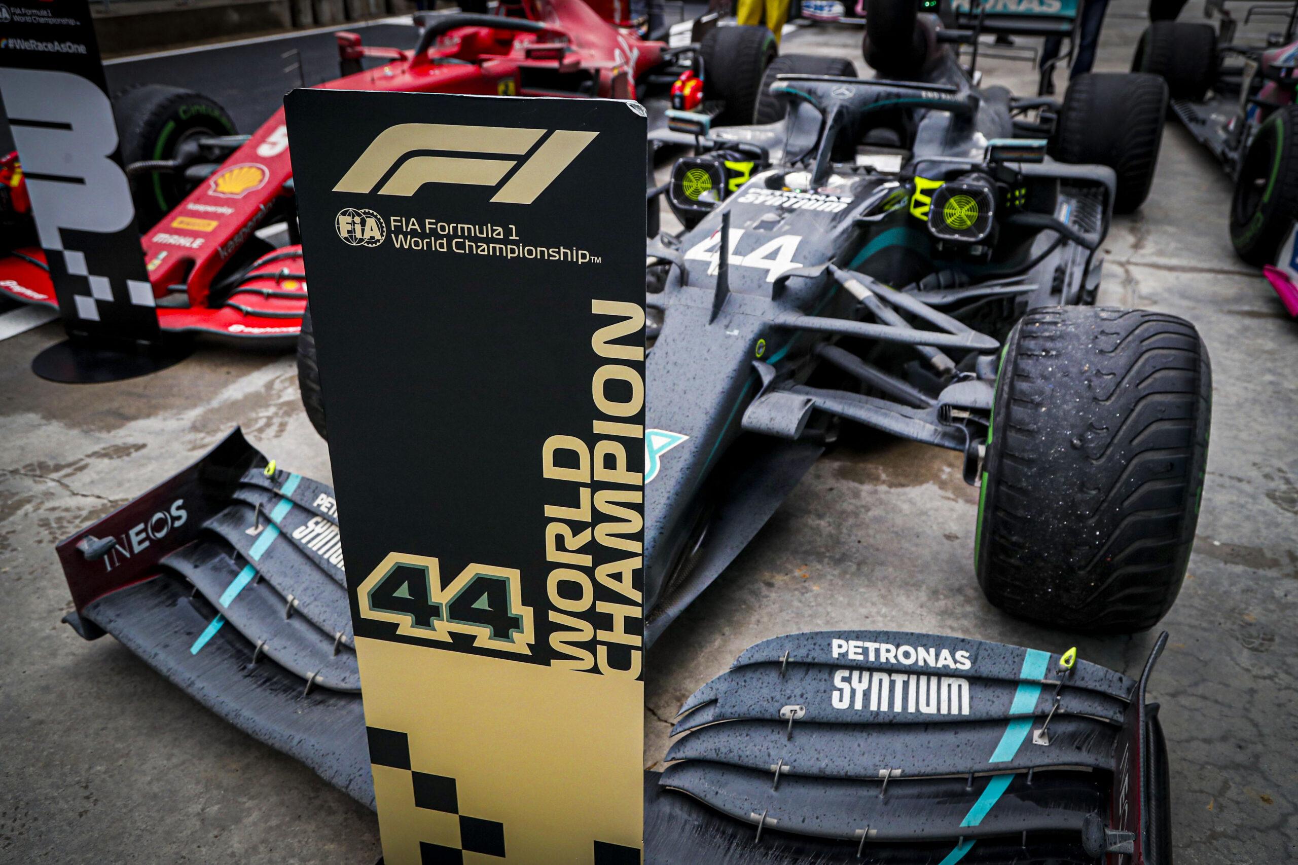 Race Resultaat – Grand Prix van Turkije – Istanbul 2020