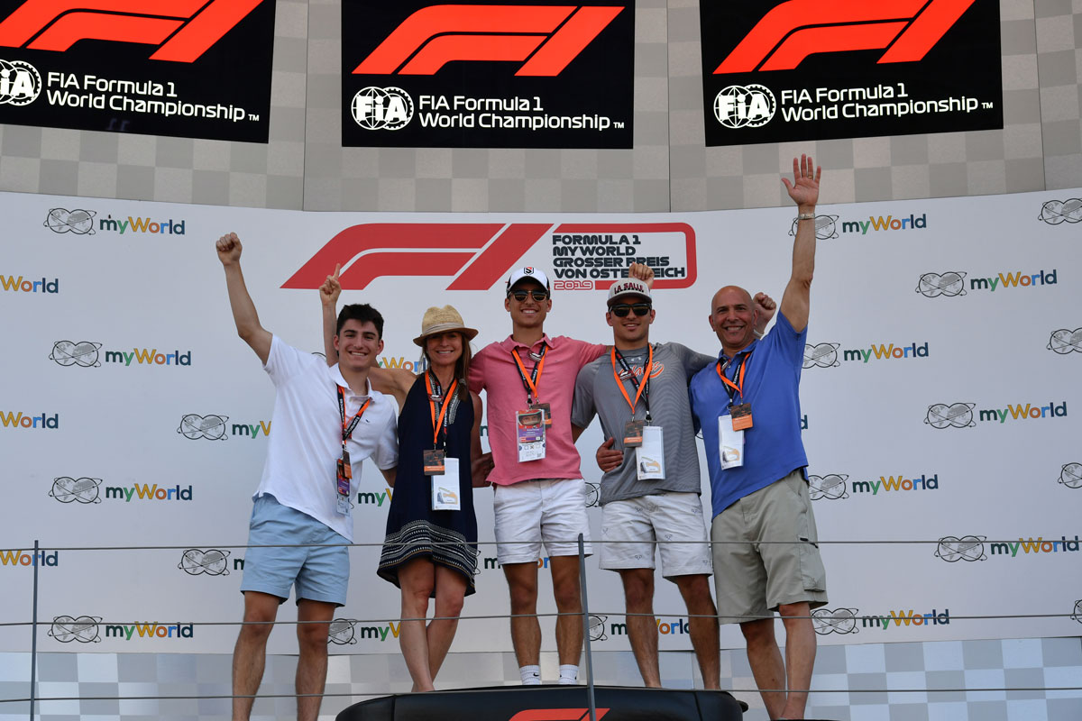 F1 Oostenrijk 2021 – Hero ticketpakket F1® Experiences