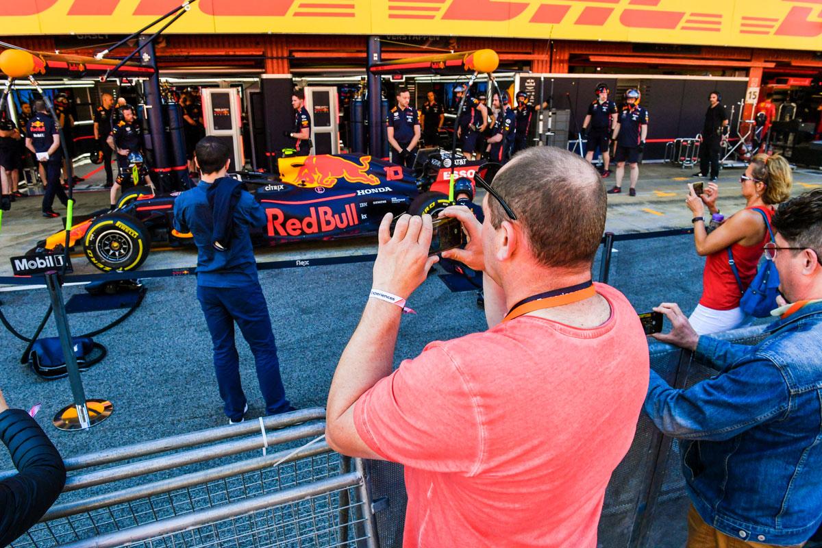Formule 1 Barcelona 2021 – Starter ticketpakket F1® Experiences