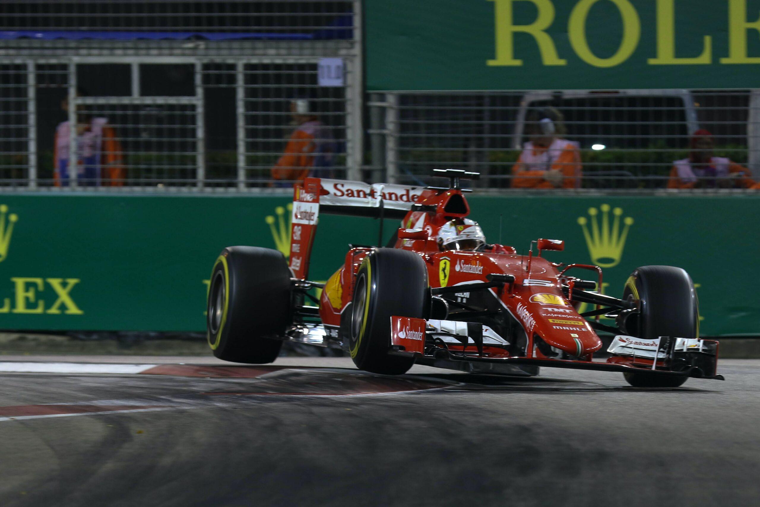 Formule 1 GP Singapore – Hotelovernachtingen 4-sterren Hotels – Marina Bay 2021