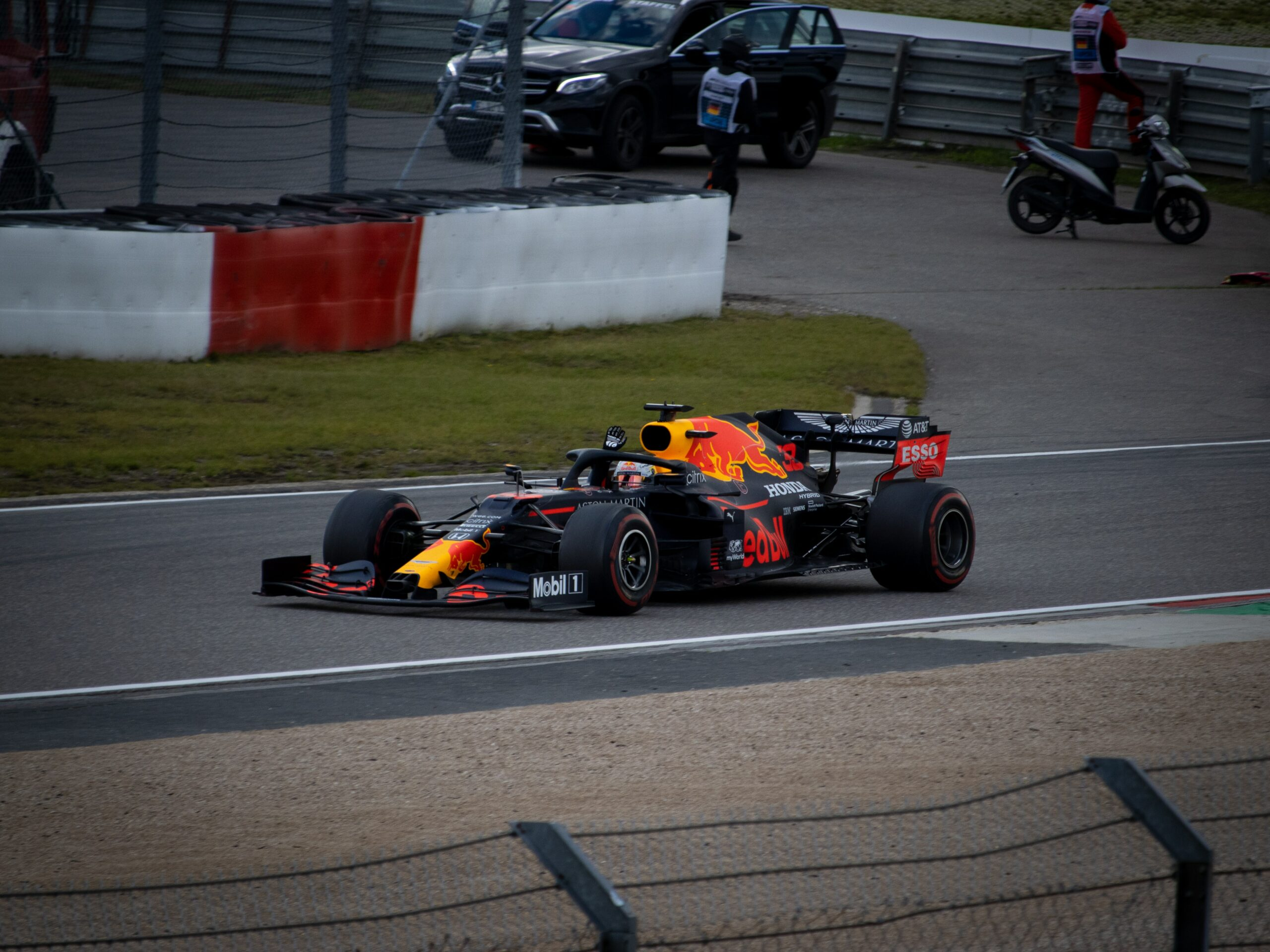Campingplek – GP Oostenrijk – Formule 1 Red Bull Ring 2021