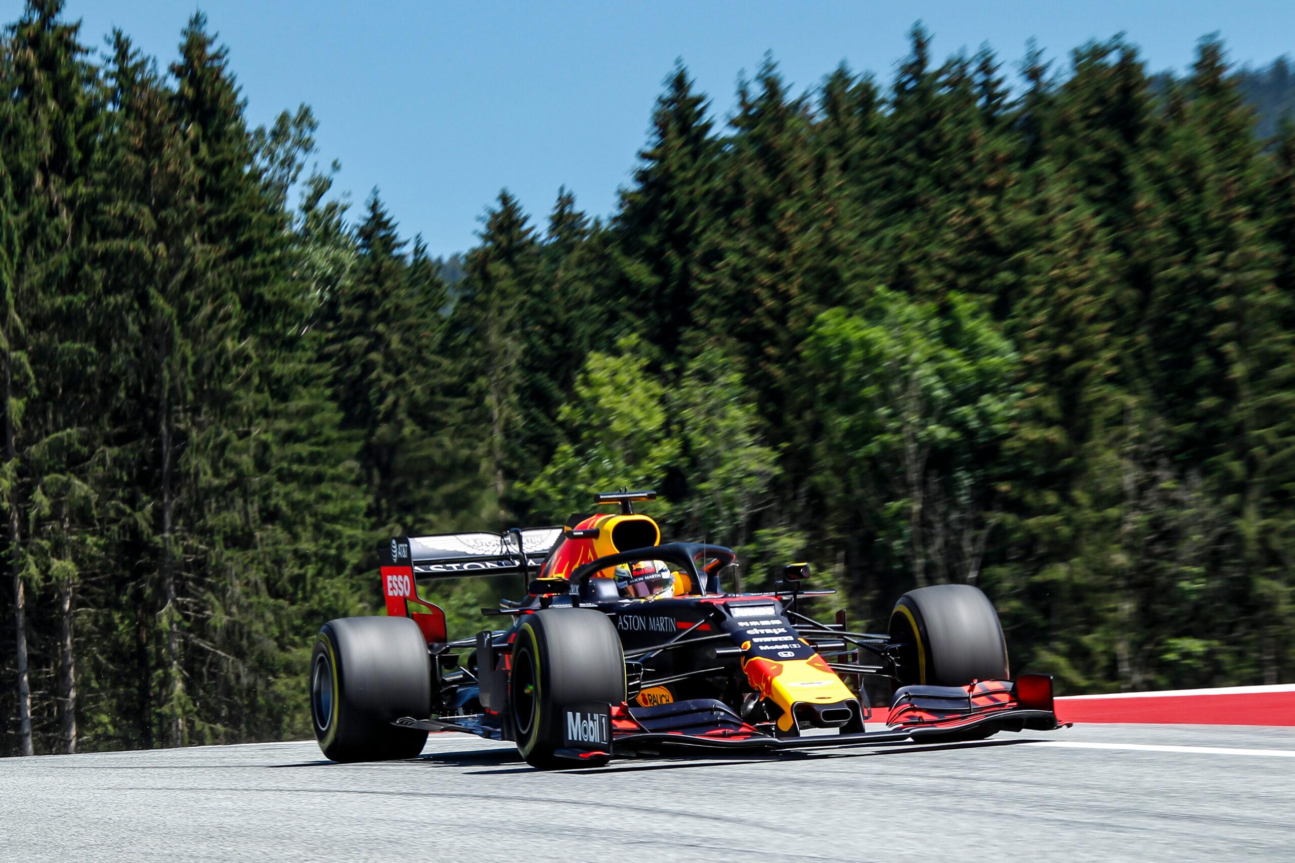 Formule 1 Oostenrijk – Vierdaagse vliegreis – Spielberg 2022
