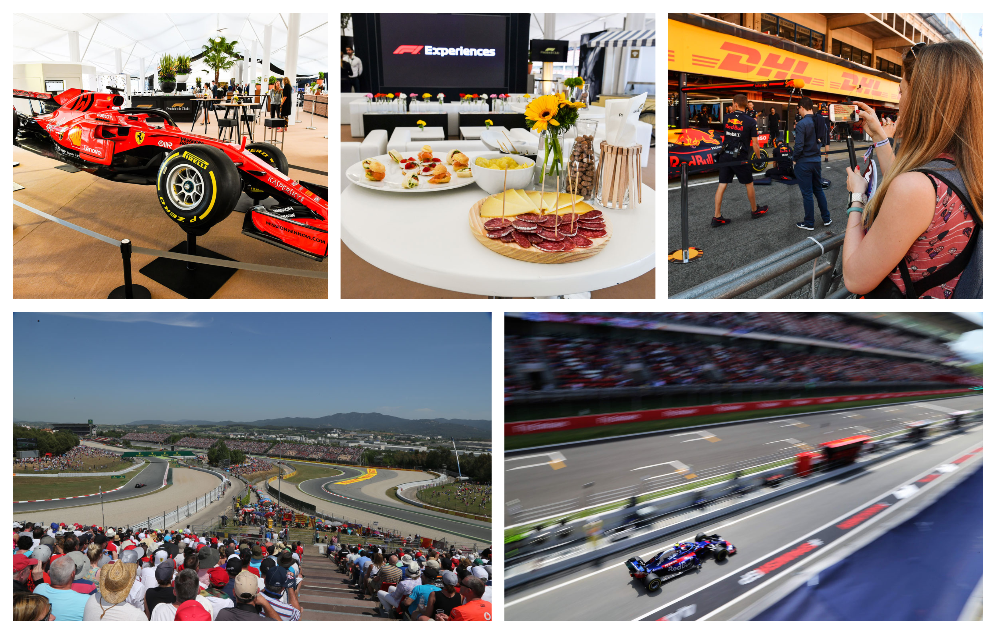 GP Spanje 2021 – Premier ticketpakket F1® Experiences
