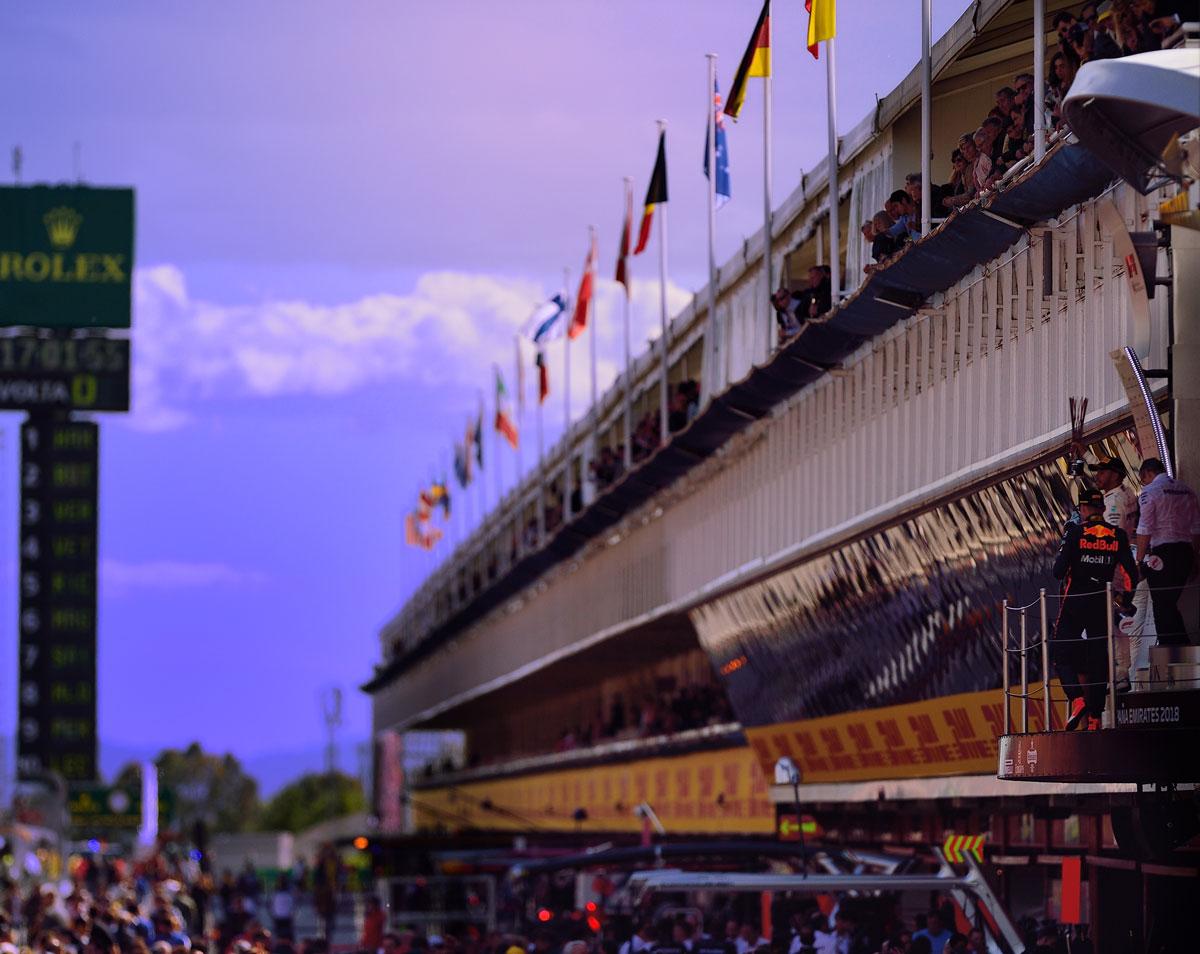 Formule 1 Spanje 2021 – Paddock Club ™ –  F1® Experiences