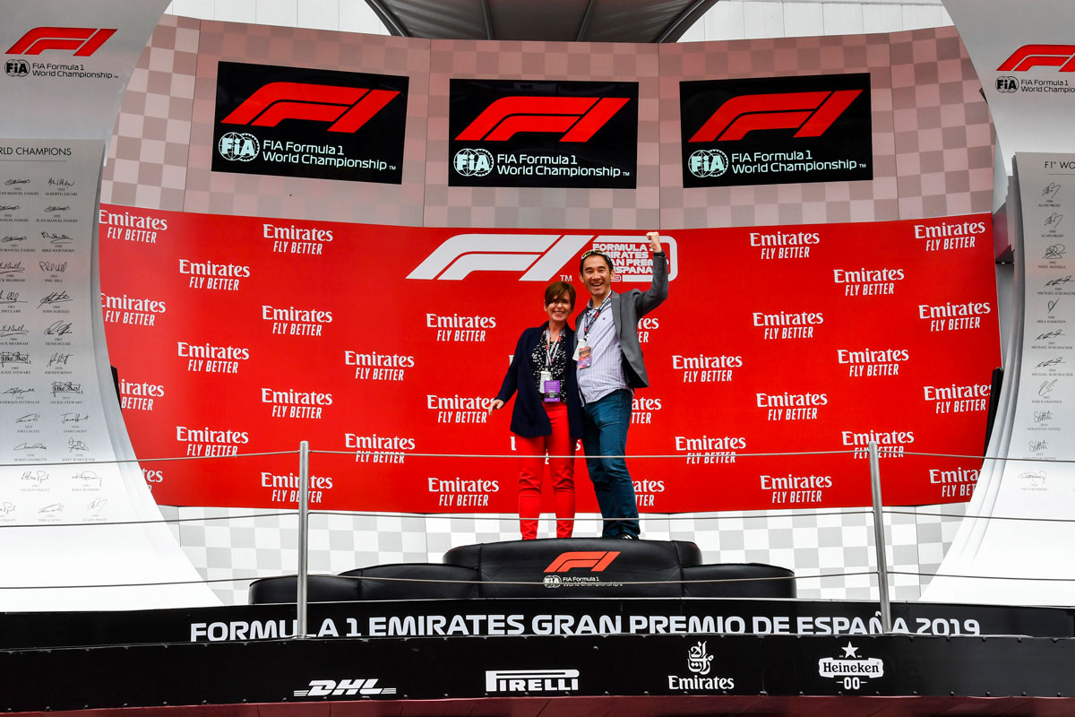 F1 Barcelona 2021 – Hero ticketpakket F1® Experiences