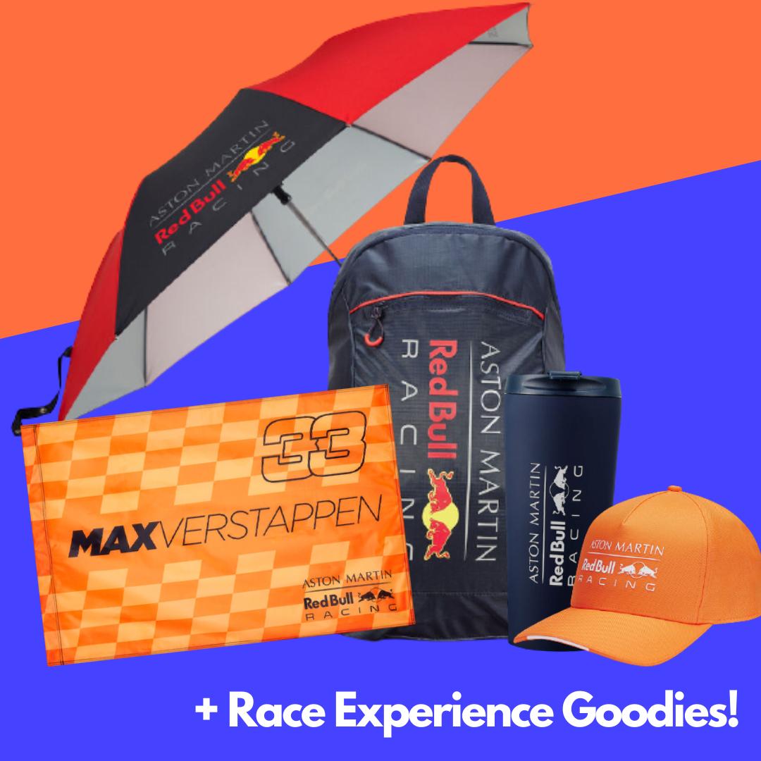 Race Experience Winactie: Plaats een bestelling voor 30 december 2020 en maak kans op een uniek prijzenpakket!